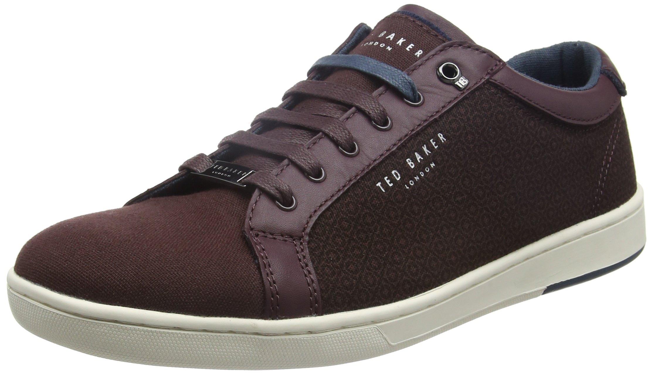 Ted Basses Eu TernurSneakers HommeRougedark Baker Red41 wym8nvN0O