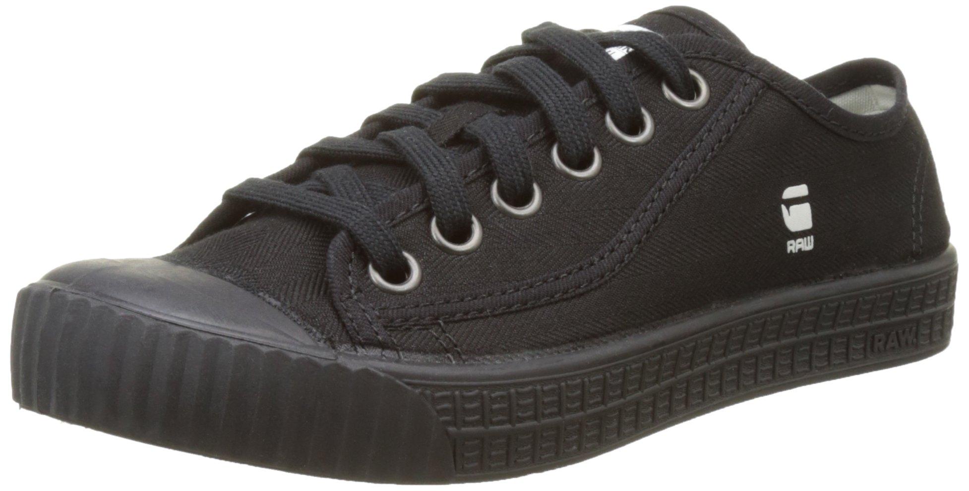 Low 99037 star FemmeNoirblack Denim Rovulc SneakersBasses Eu Raw G 0kXP8nOw