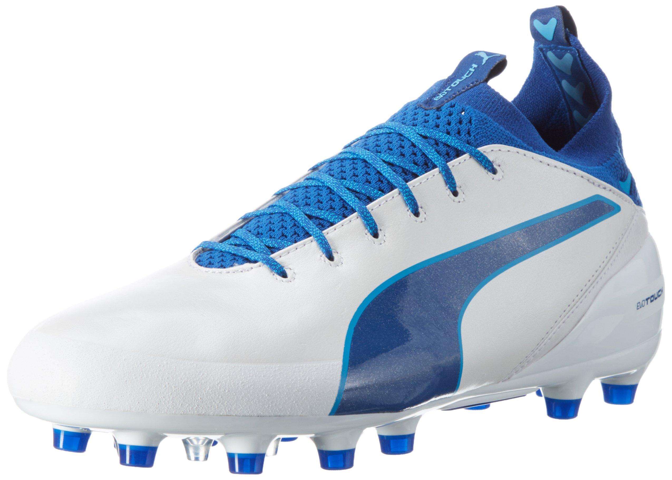 Eu Football Pro Blue Puma true 0240 Evotouch De AgChaussures HommeBlanc White Danube zMVpUGLqS