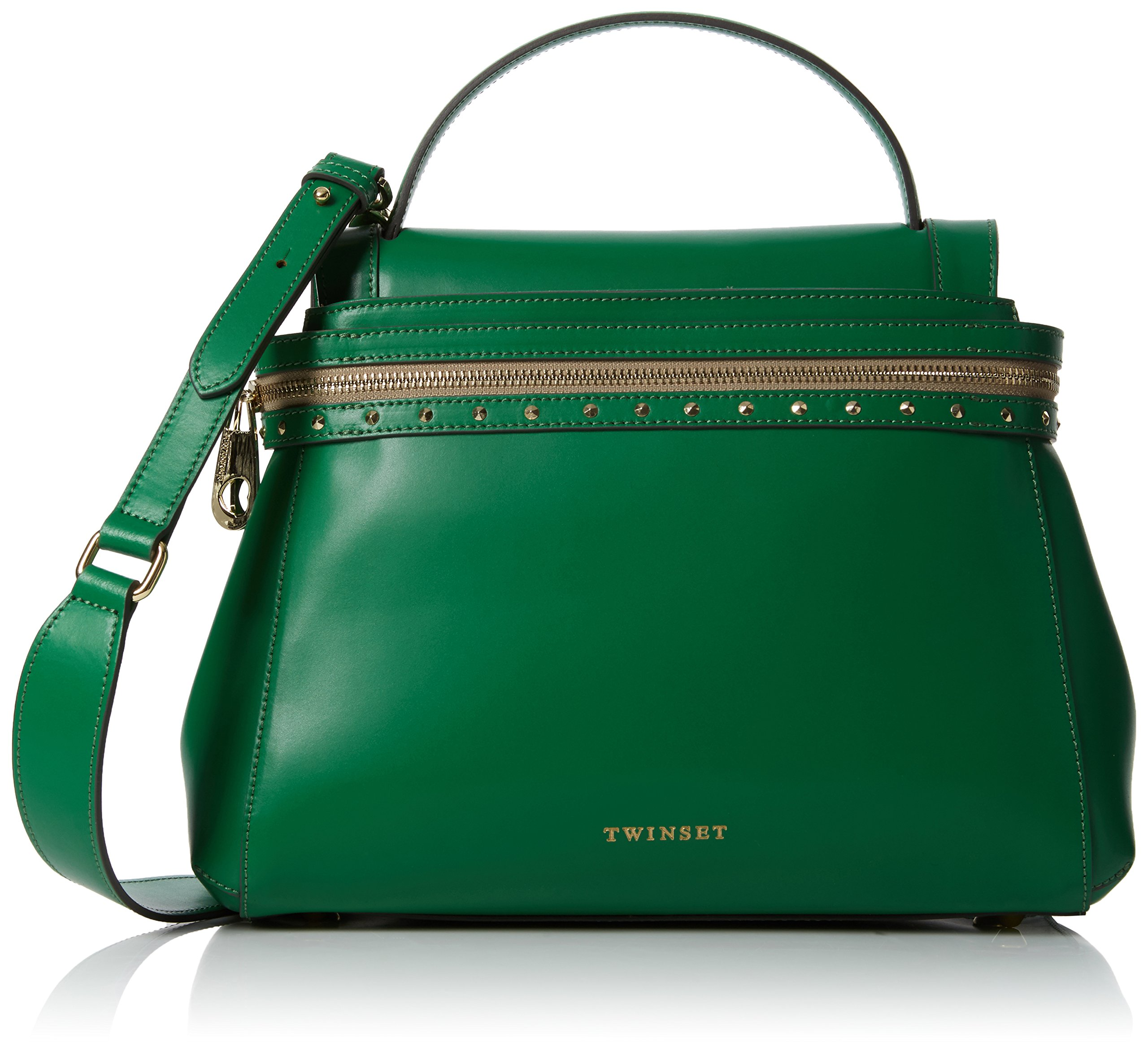 H As7pw2Sacs Set Green LEu X Cmw Bandoulière 0082214x24x32 Twinset Milano Twin FemmeVertgrass YeEDHW29I