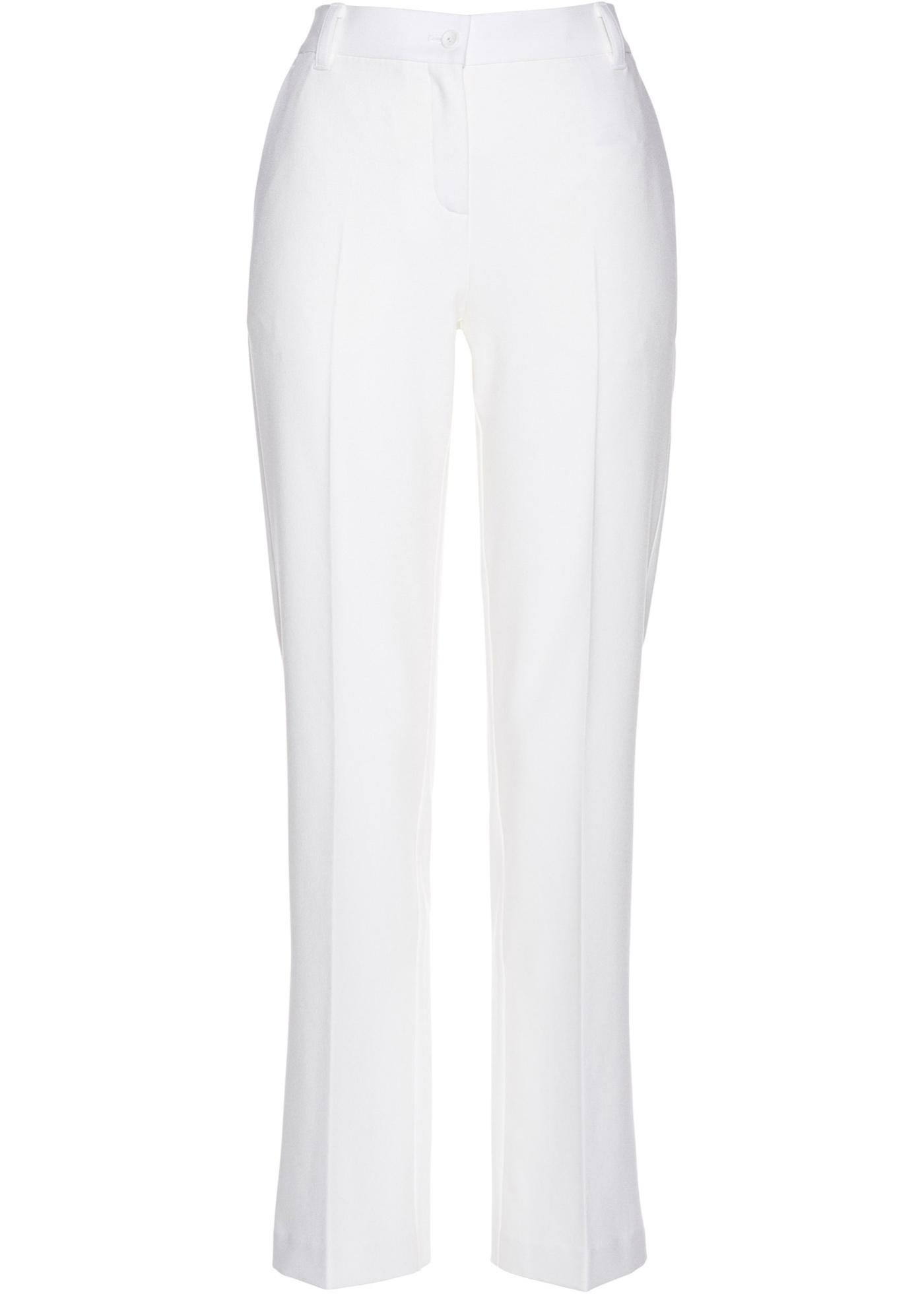 Femme Bpc Blanc Pour Selection Premium BonprixPantalon EYDW29eHIb