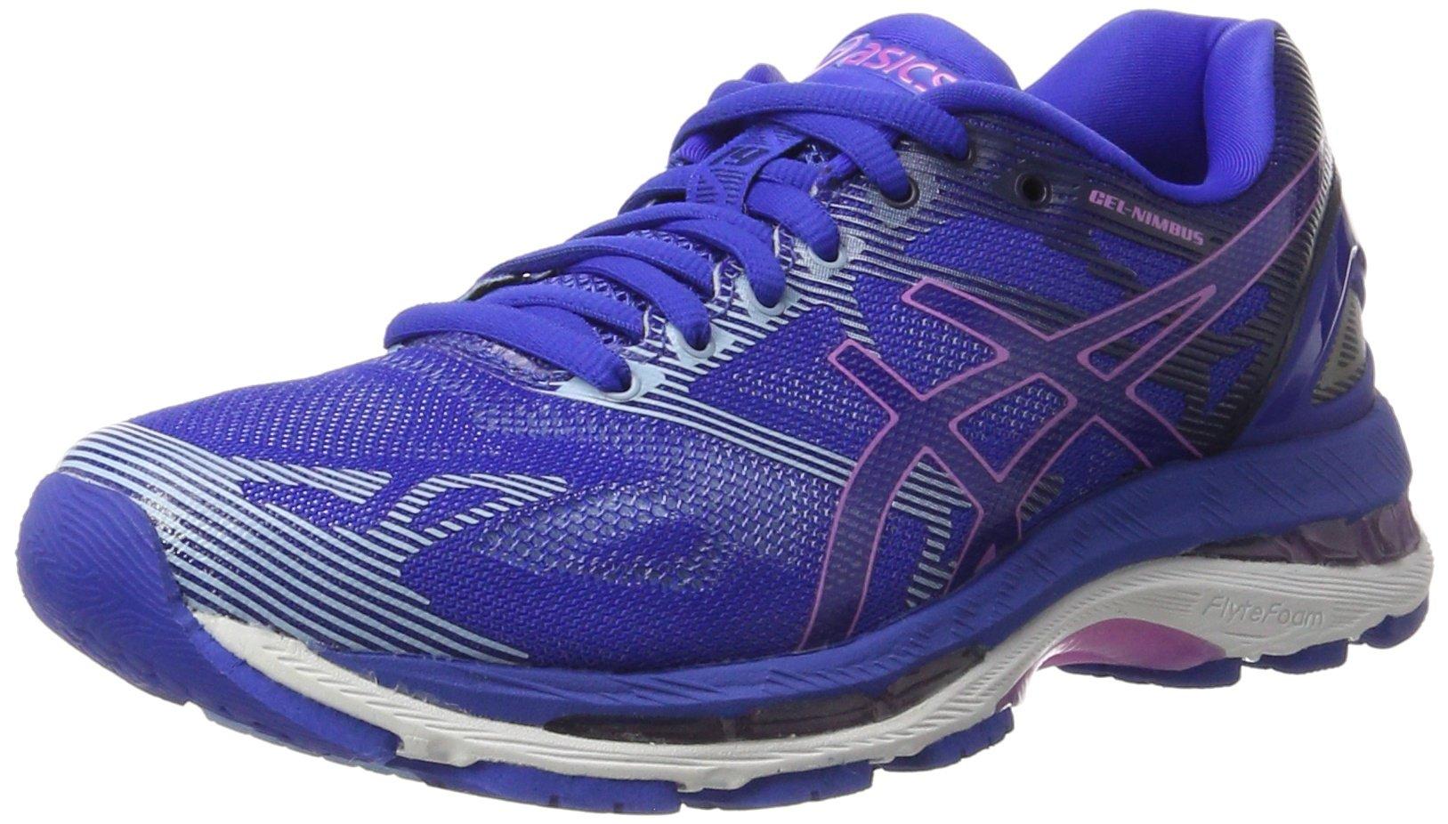 Eu De Purple air Gel Y FemmeBleu violet 19Chaussures Asics Running nimbus Blue37 BdrCoxe
