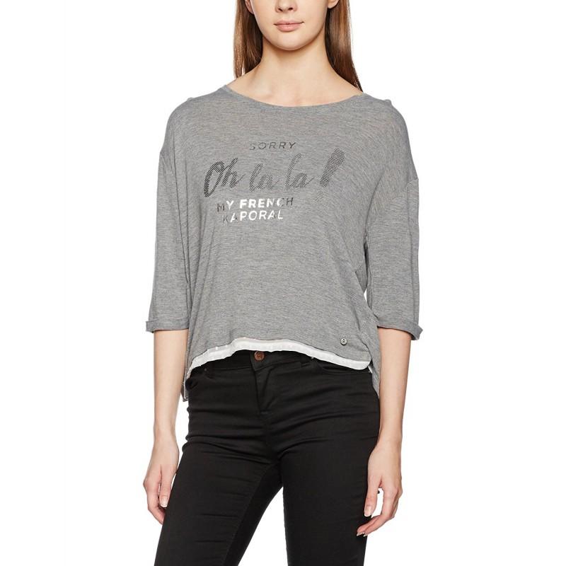 Kaporal Apolo Gris M shirt T DIEH29