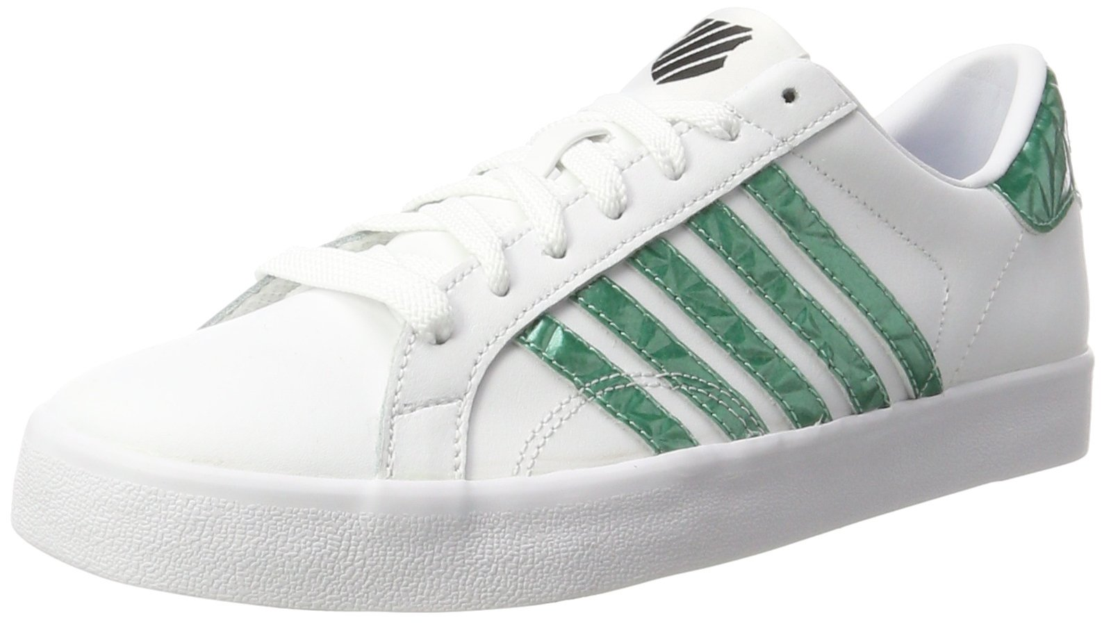 Eu swiss Green37 Belmont SoSneakers Basses FemmeBlancwhite K emerald rxQtdCsh