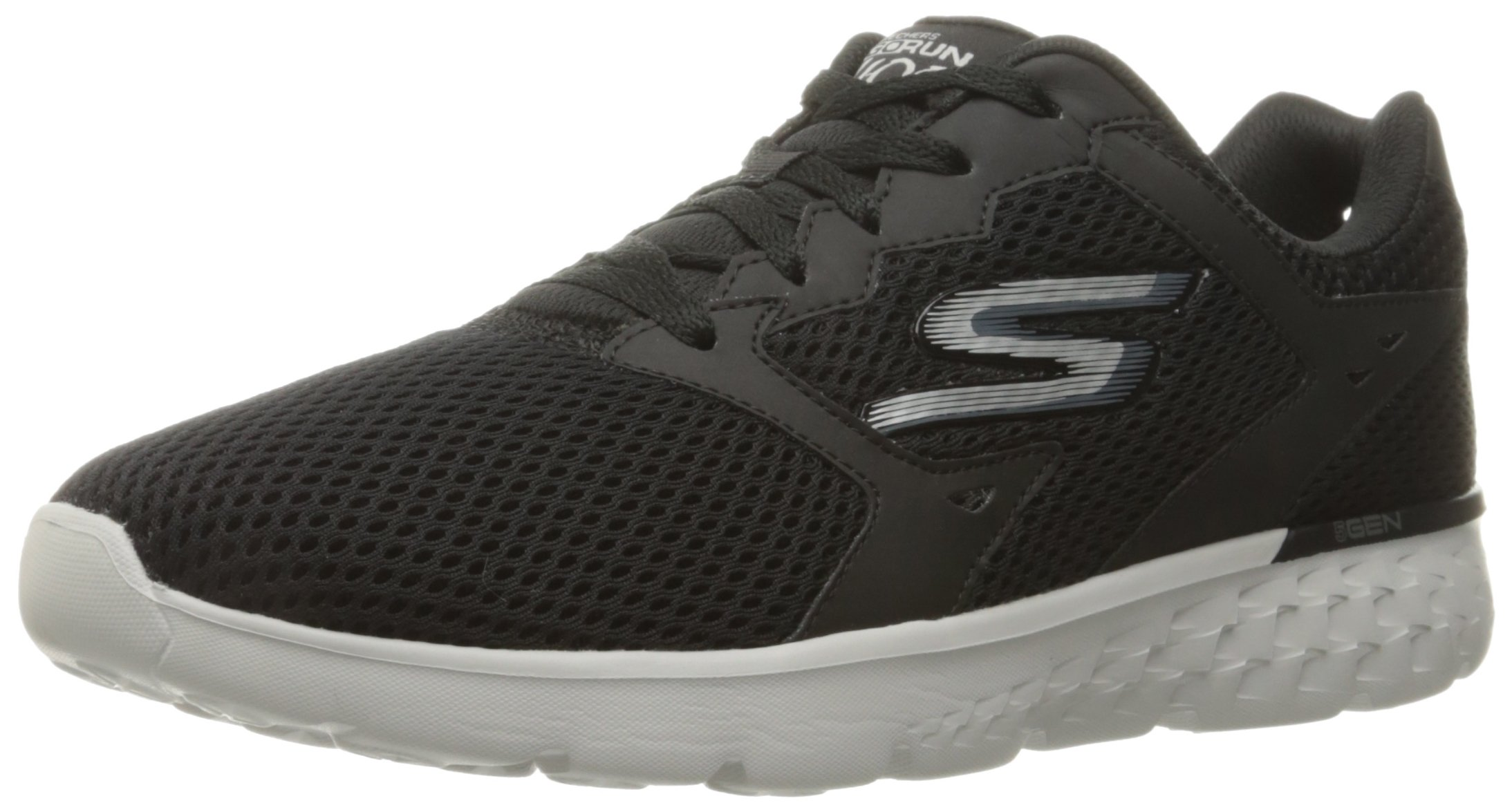 Run De 400Chaussures Running Go HommeNoirblack Skechers gray43 Performance Eu ZiuOPkX