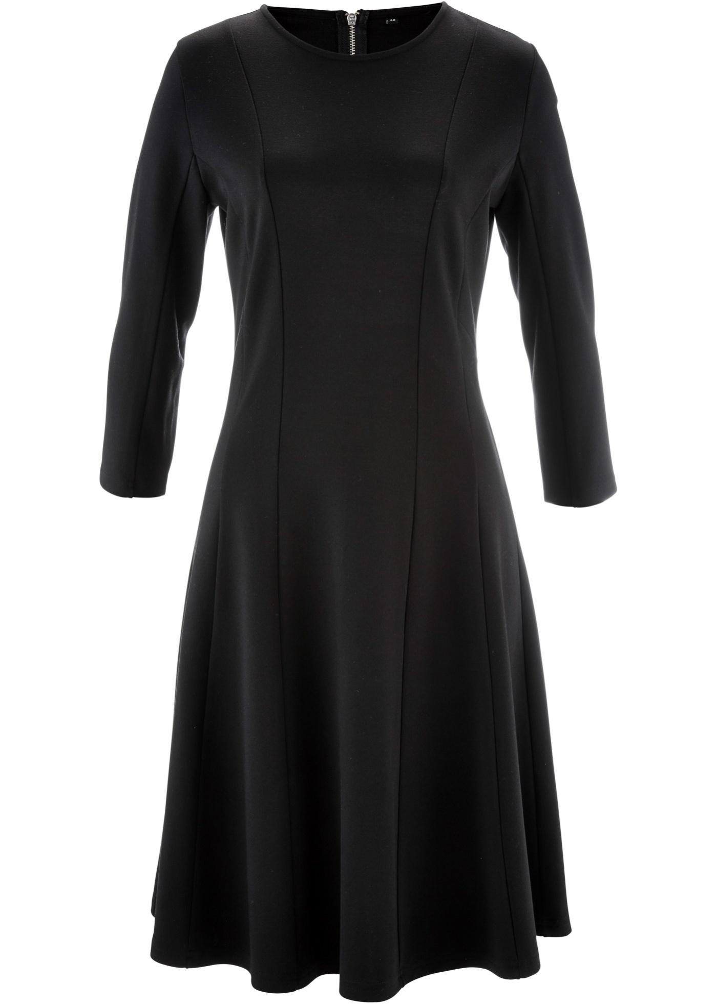 Bonprix RobePunto Kelly Maite Pour Noir D'été 3 Bpc Designed Roma 4 Di CollectionRobe Femme By Manches Nm0w8n