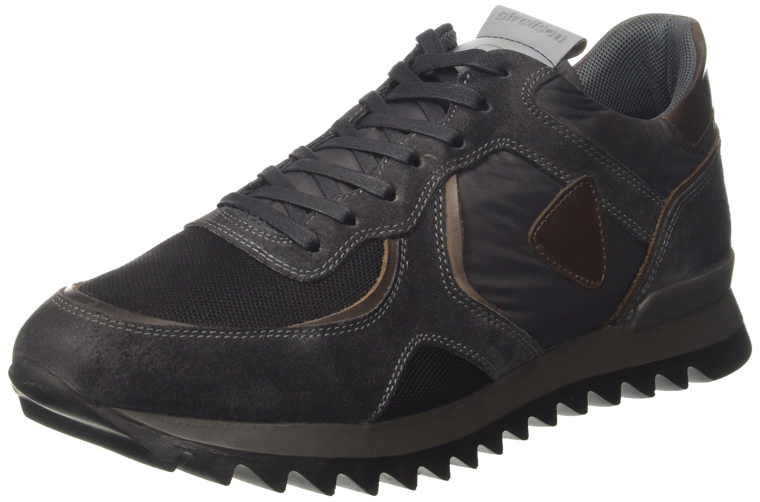 Eu Strellson Sneaker Brooklands LfuBaskets HommeGrisdark New Claude 80242 Grey MqSUzpV