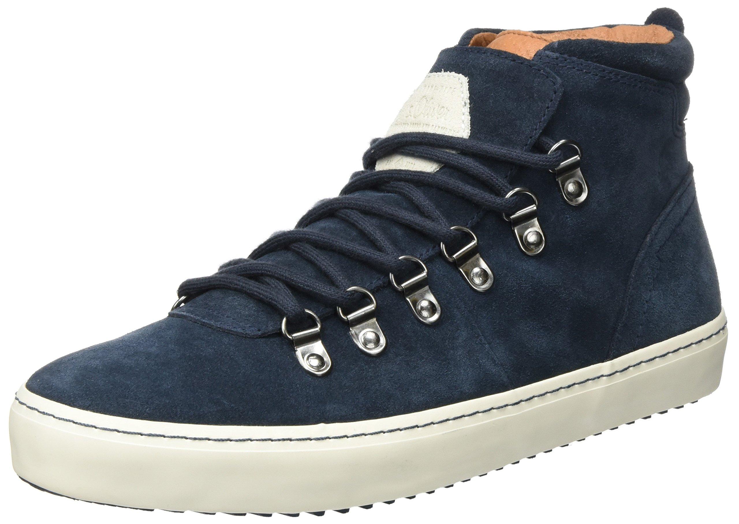 oliver S 15203Sneakers Eu Hautes HommeBleunavy41 uTK5JlFc31