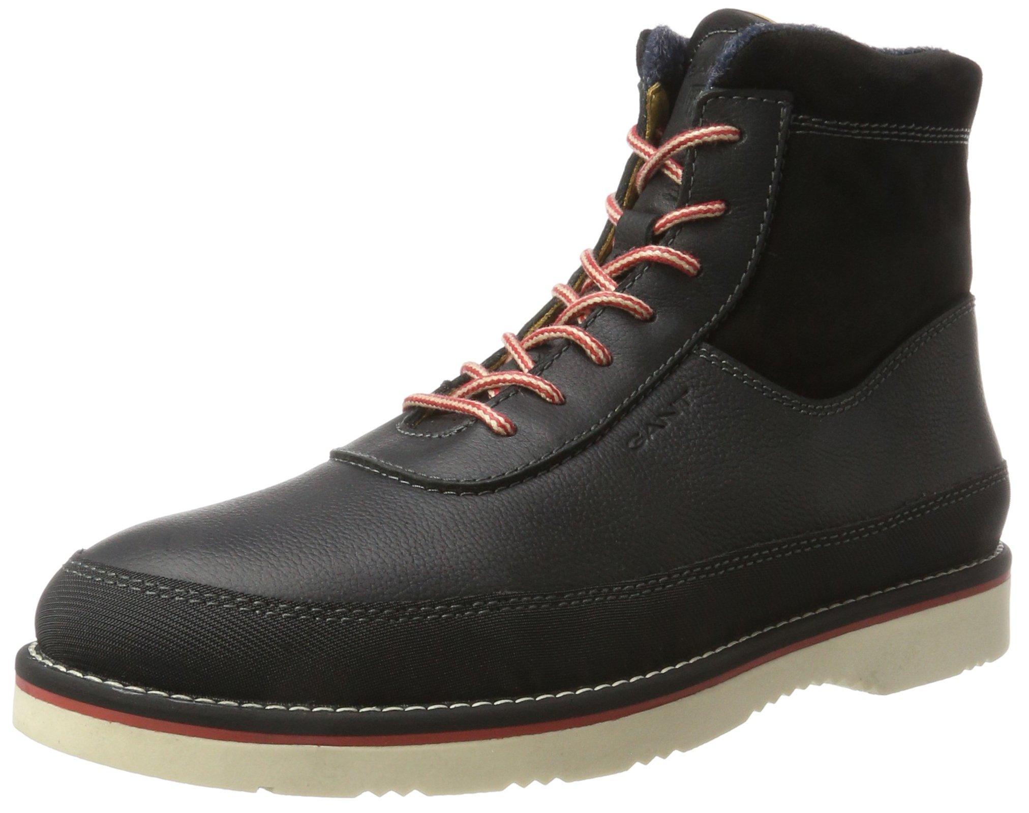 HuckChukka Eu Gant HommeNoirblack Boots G0044 iTwOXZPku