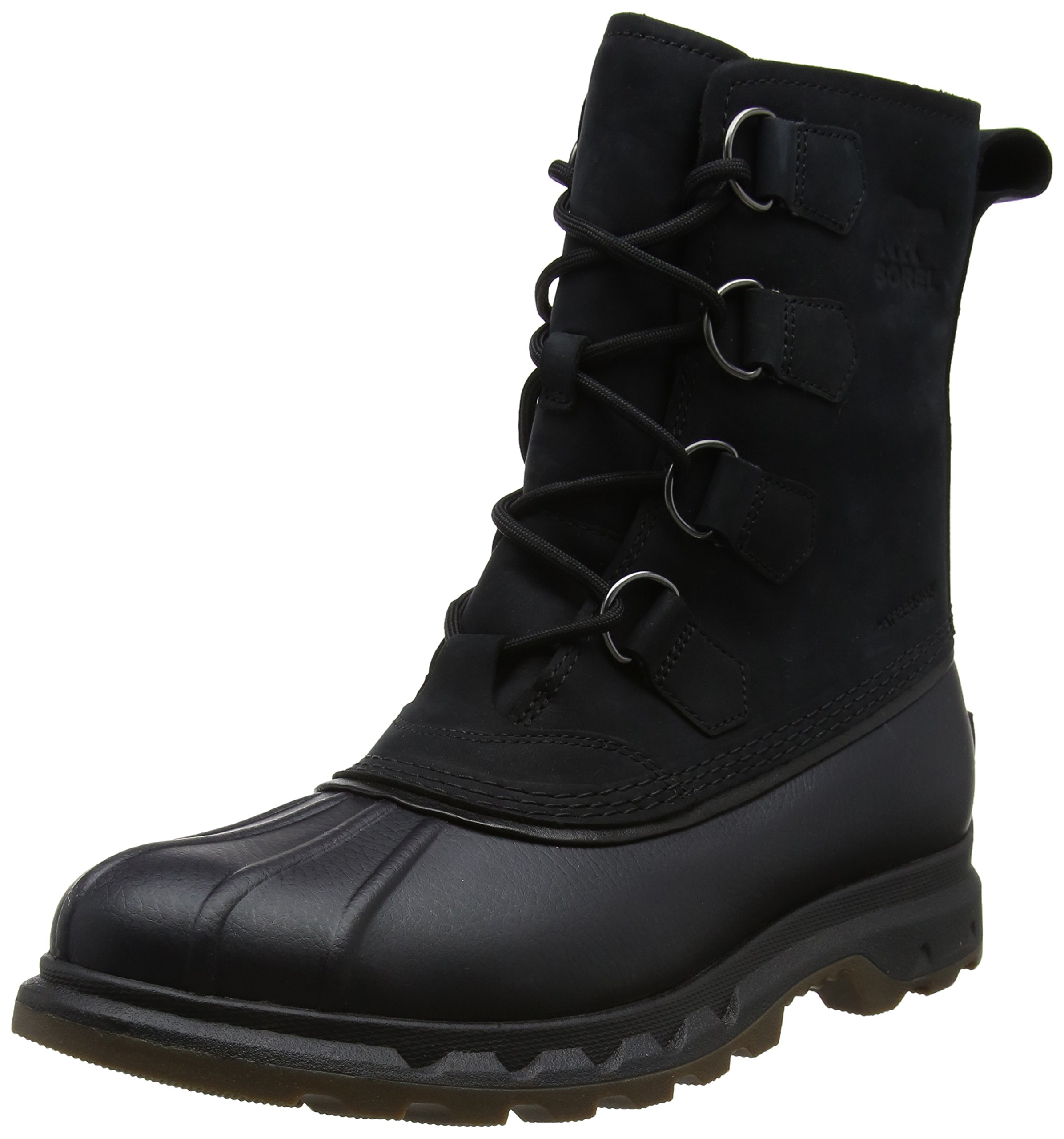 De 5 Portzman Black43 Neige HommeNoir Eu Sorel ClassicBottes bfvY6g7y