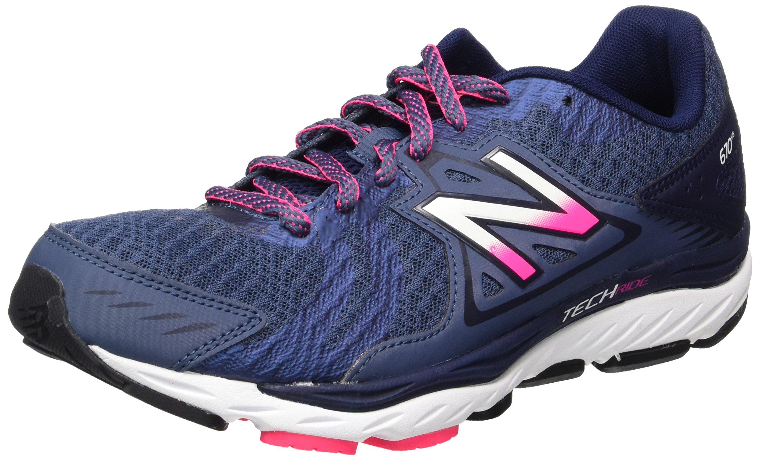 De Fitness pink38 FemmeGrisgrey 670v5Chaussures New Balance Eu lcFKT1J3