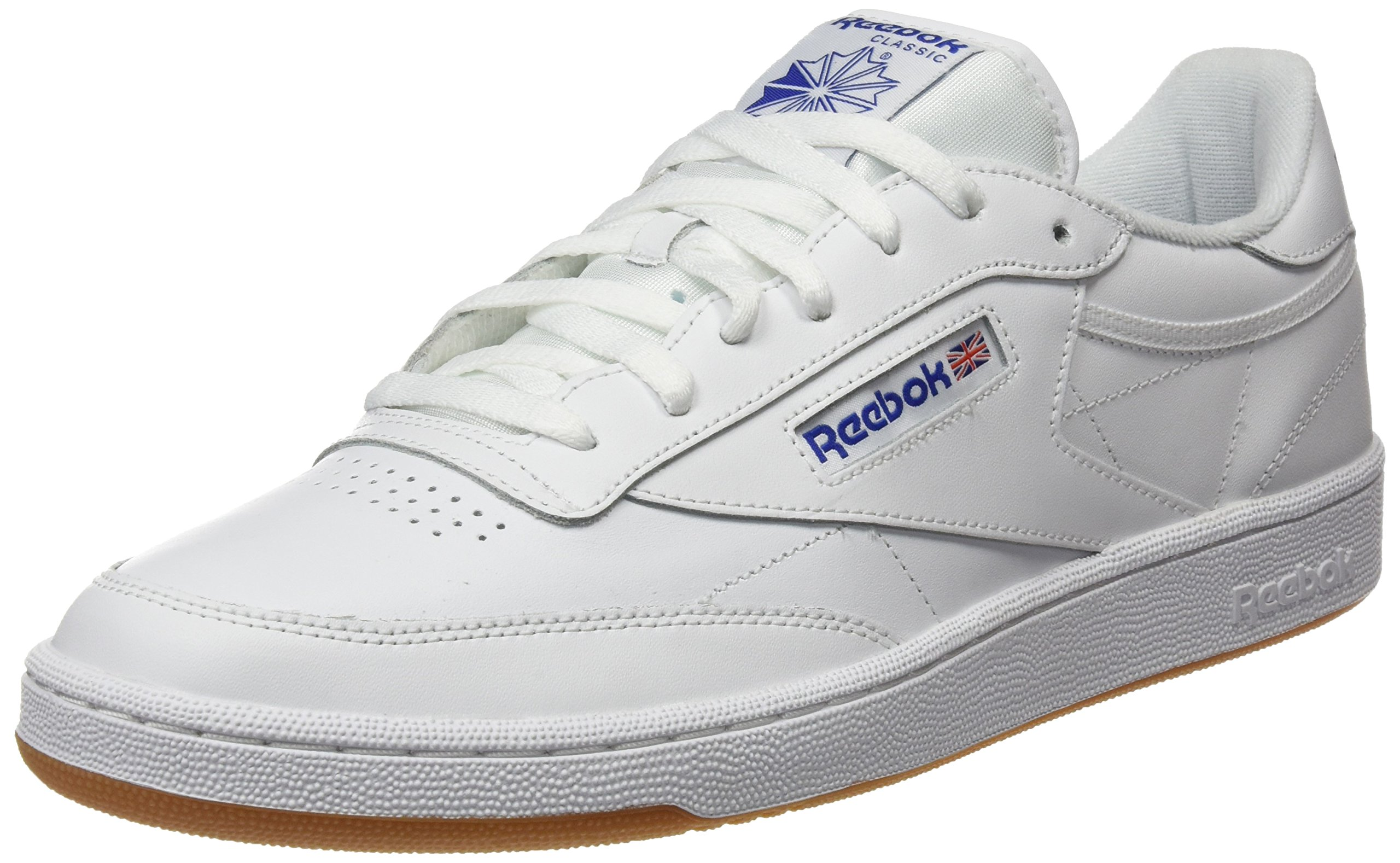 85Bas Club FemmeBlancint gum40 Reebok Eu C white royal WE29IDH