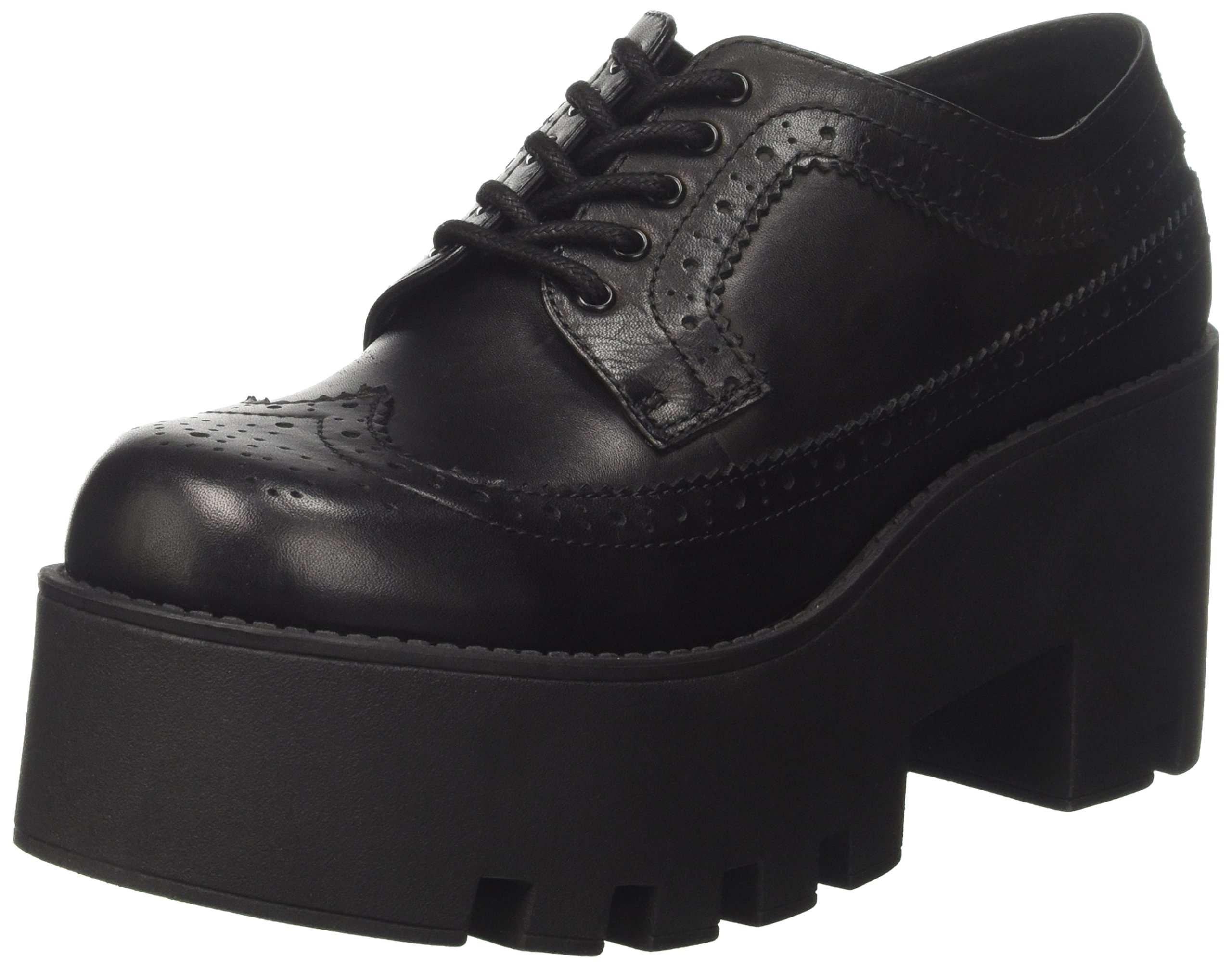 FemmeNoirblack Smith Leather40 FoxyBrogues Eu Windsor 1KFTJlc