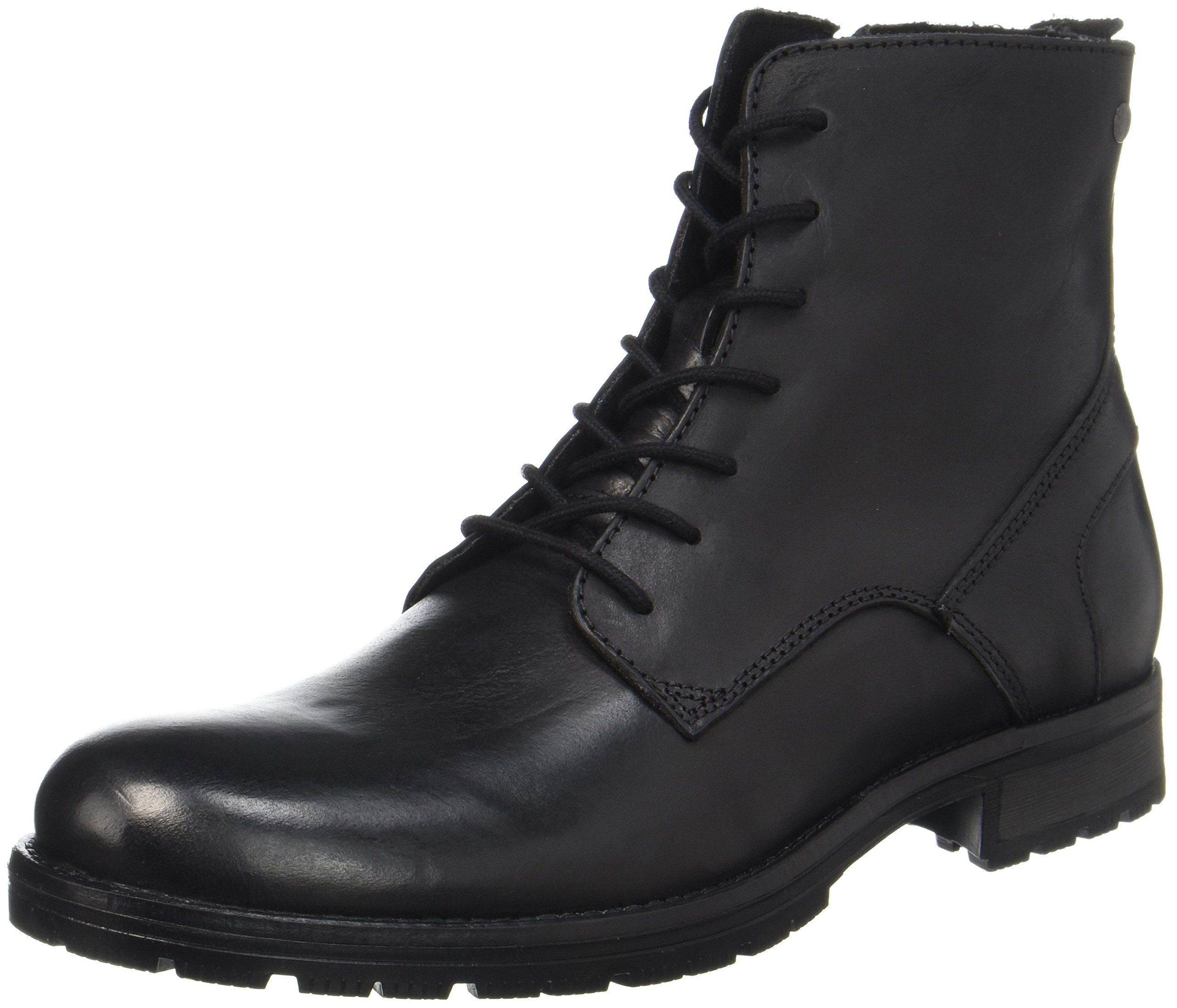 Jackamp; HommeNoir42 Eu Jones Classiques Leather Jfworca BlackBottes PwTukZilOX