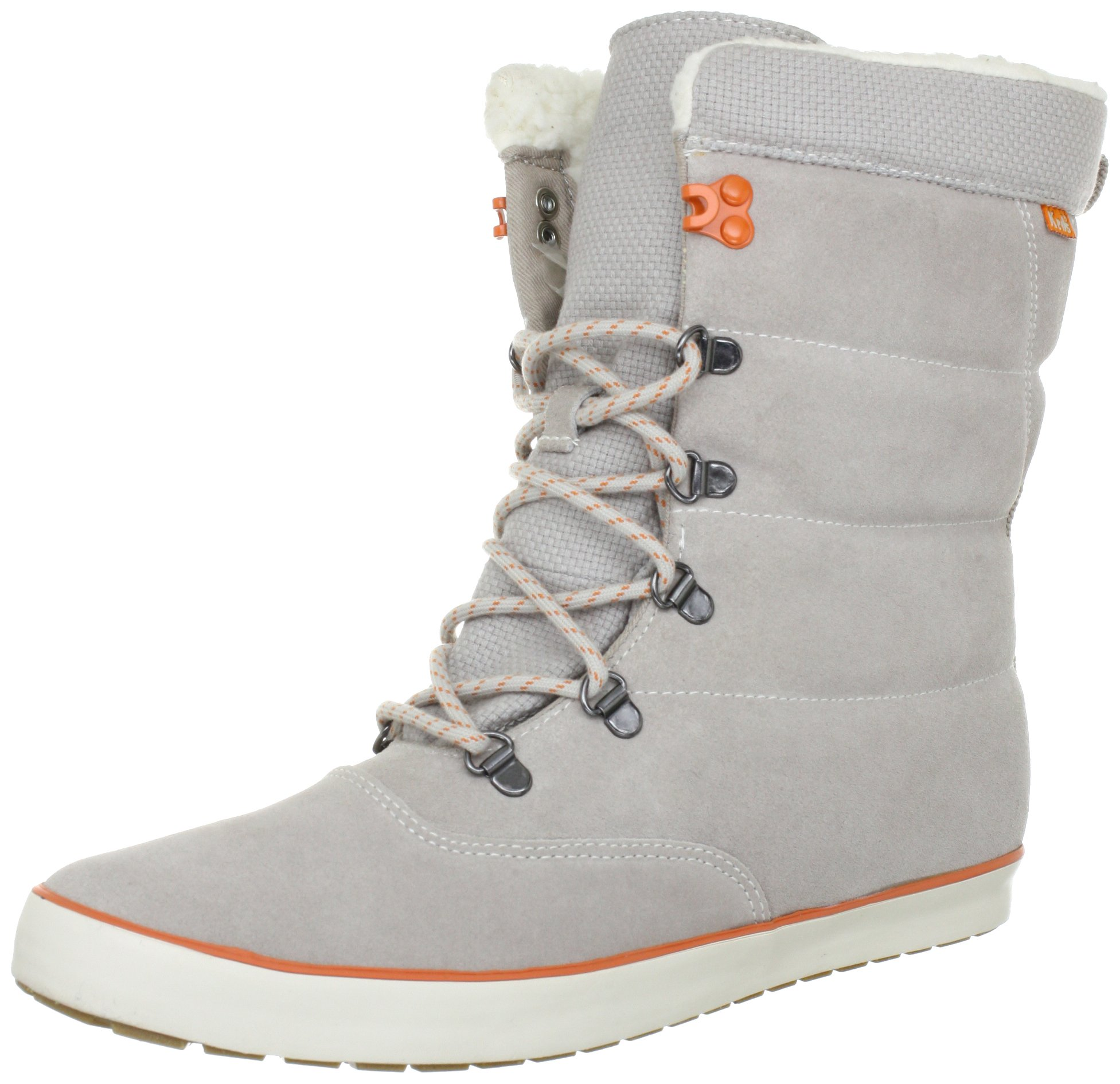Keds Leather Boot Cream Puff Eu Wh45084Boots FemmeGrisegris37 76IYbvgfy