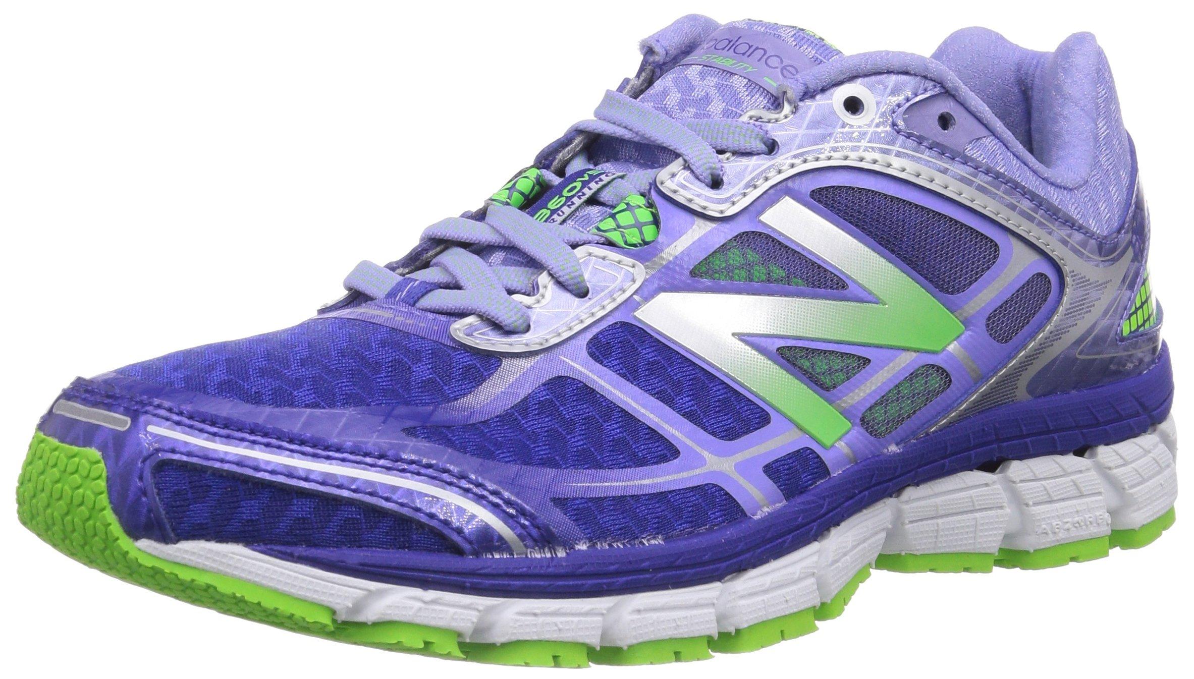 W860 Purple Eu De FemmeMulticolore 5 green37 B Balance Mehrfarbigpp5 Running V5Chaussures New EDI9WH2