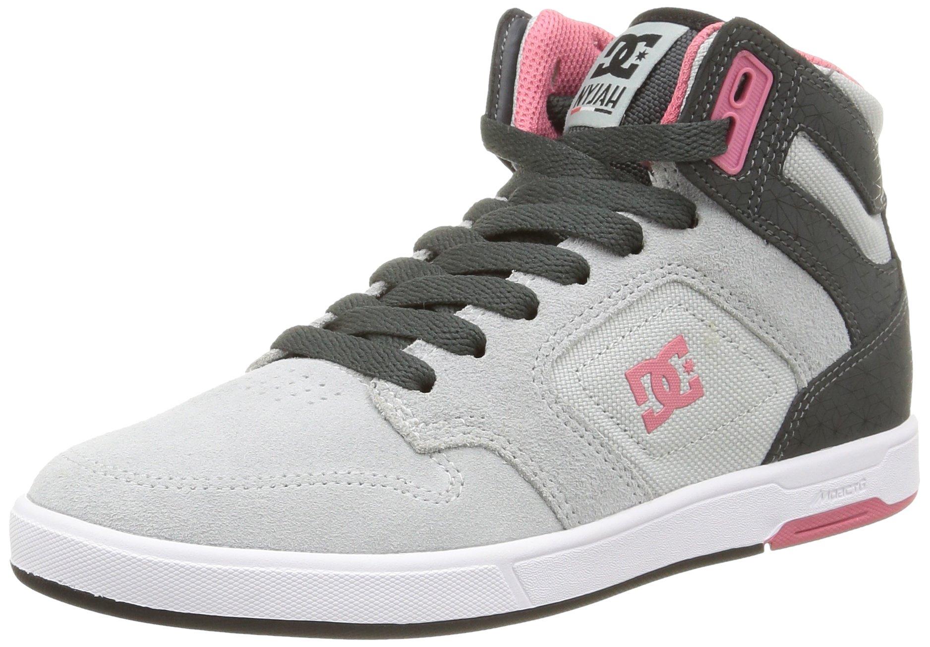 Se Hautes Shoes FemmeGrisgrey Nyjah High Sneakers black36 Dc Eu vym8n0wNO