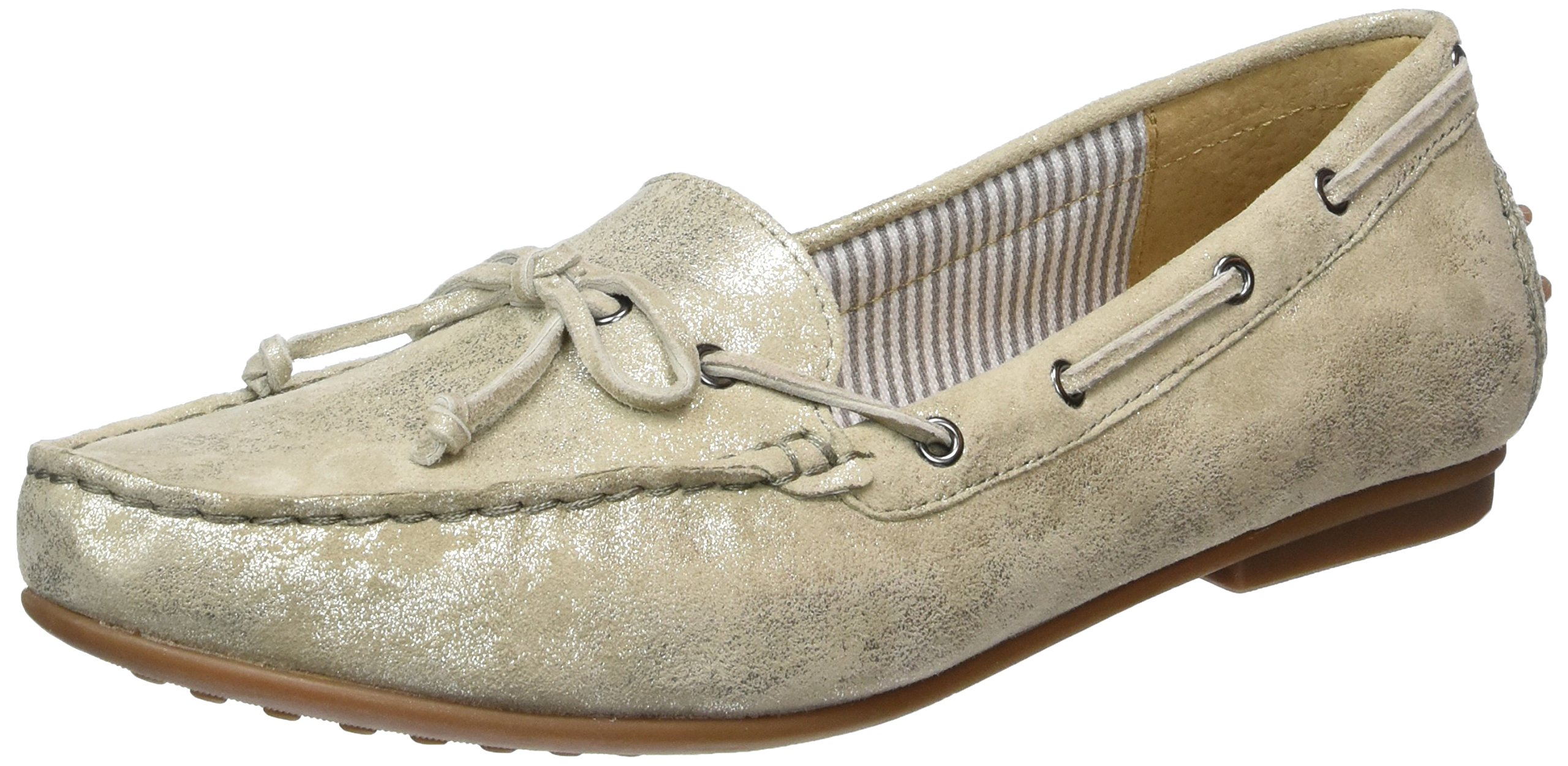 Gabor GaborMocassins Shoes FemmeBraun62 Visone40 5 Eu QrhtCxBosd