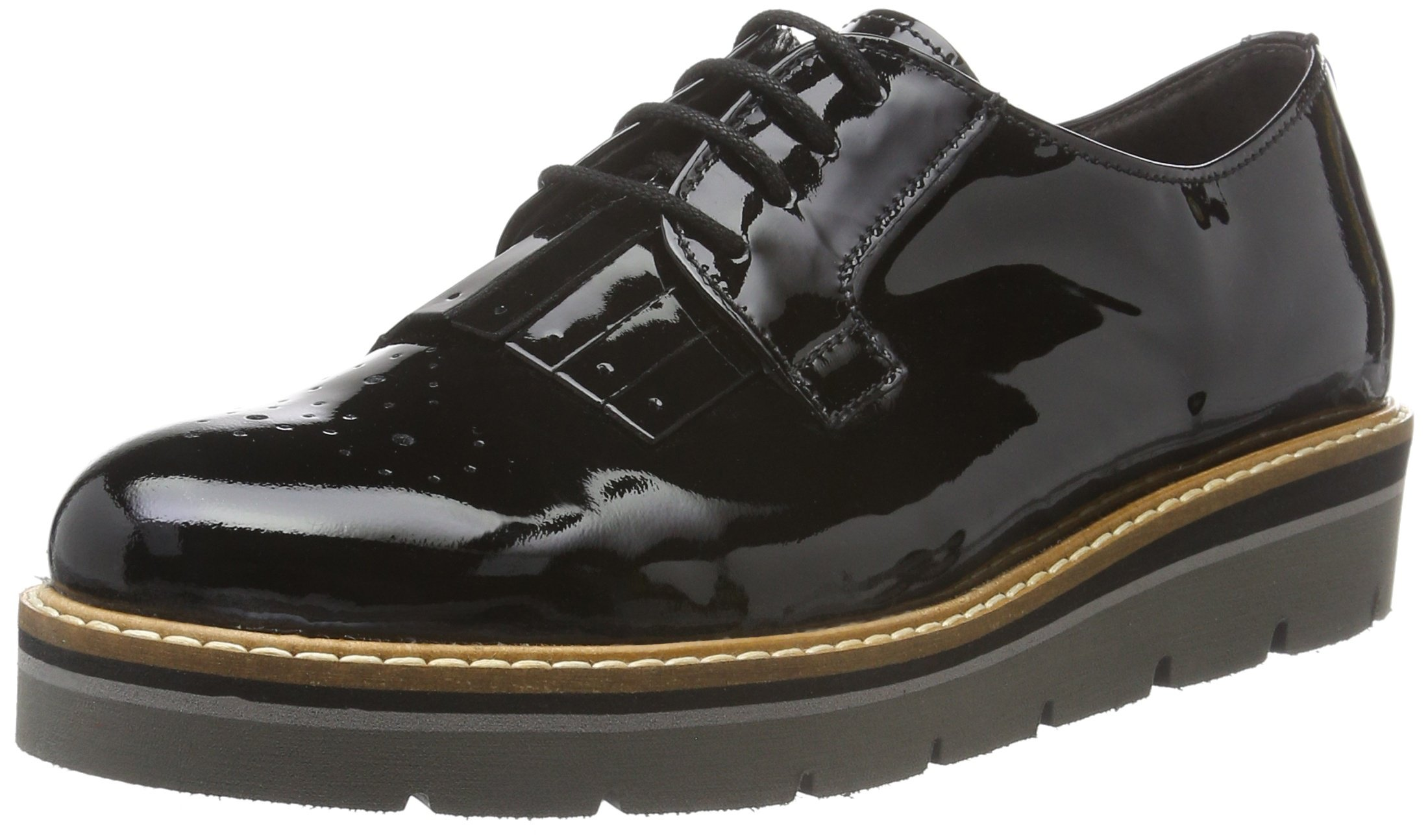 Oxford Gabor 474 5 51 Shoes Eu FemmeNoir40 Pnw0kO