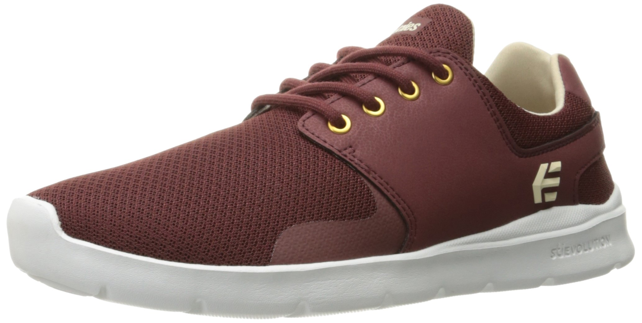 Eu9 De Scout Uk HommeRougeburgundy44 5 XtChaussures Etnies Skateboard 6yf7Ybgv