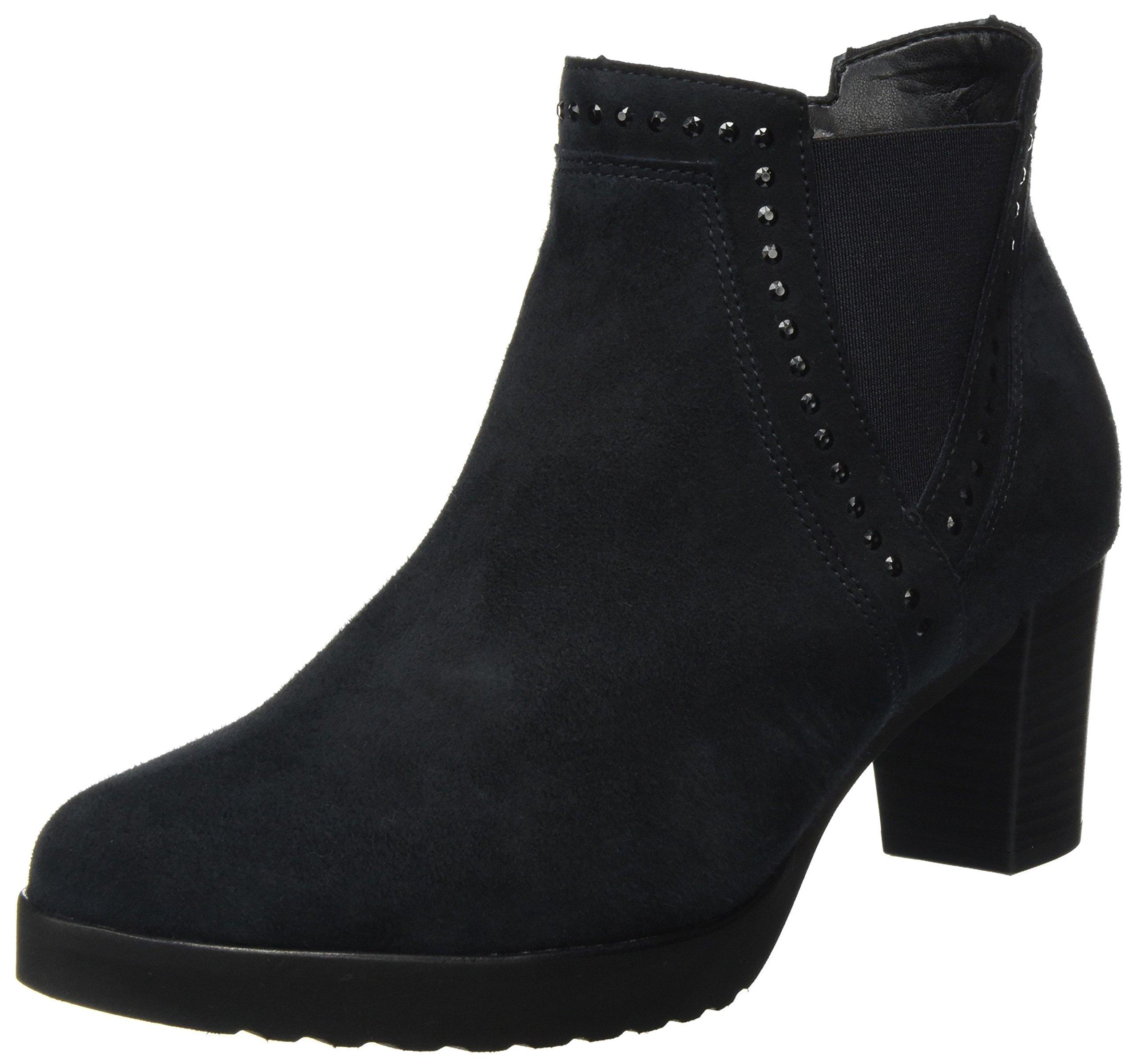 Gabor BasicBottes FemmeBleu16 5 Pazifik37 Eu Shoes trxBQsChd