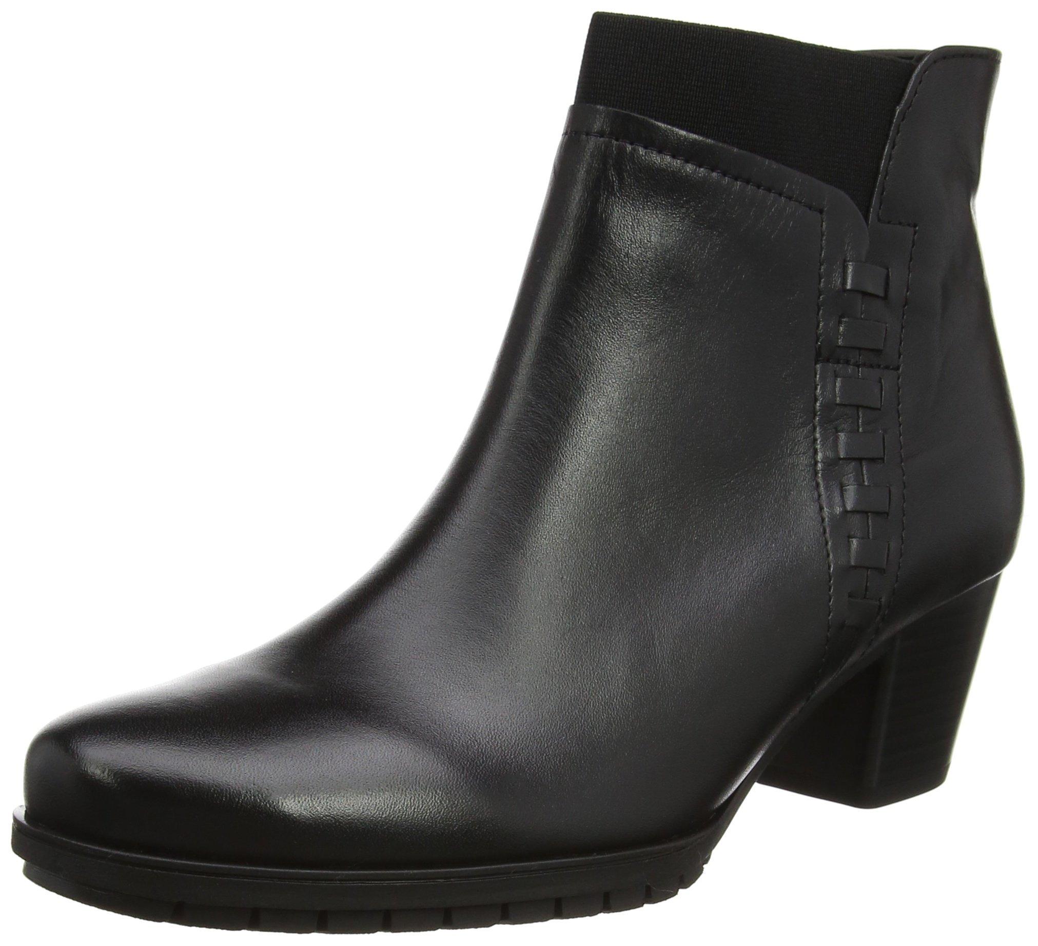 Shoes BasicBottes Micro38 5 Comfort Schwarz Eu Gabor FemmeNoir57 vO0ymNw8n