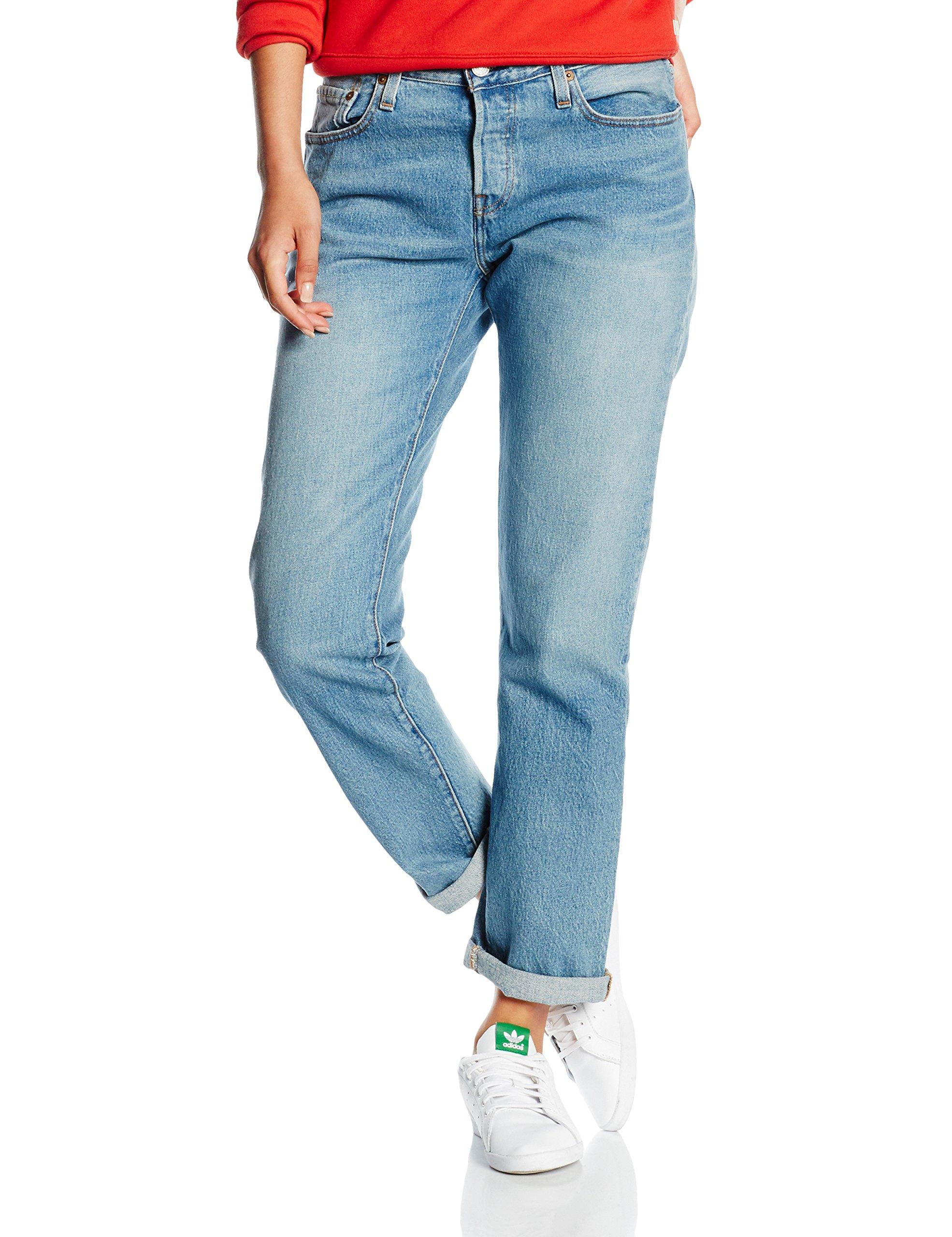 FemmeBleuisland Levi's Fabricant30 CtJeans l32taille AzureW30 501 34qARL5j