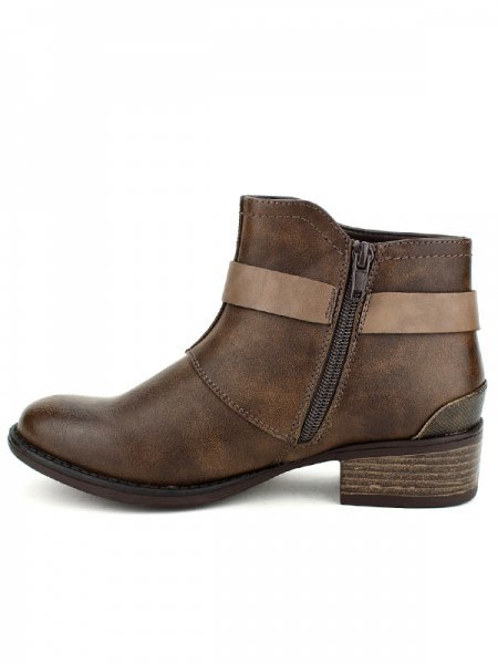 Bottines Trenins OptezCendriyon Bottines Marron Marron CBeWEQrdxo
