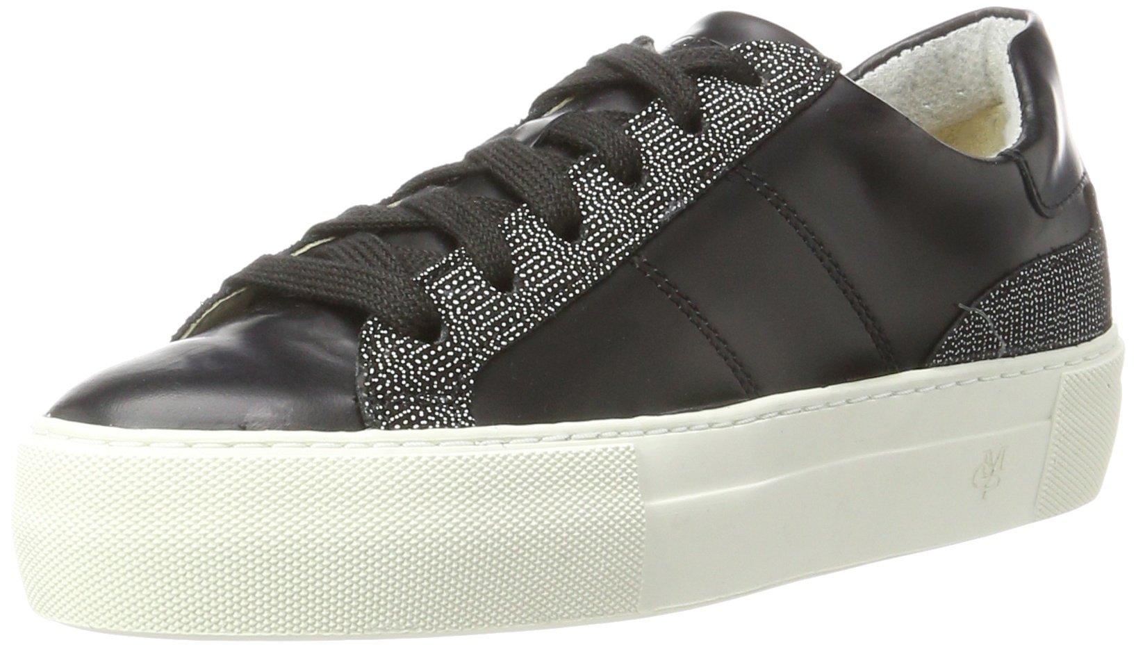 70714193502310Basses Marc FemmeNoir O'polo Schwarzblack Sneaker Combi40 wvm80ynON