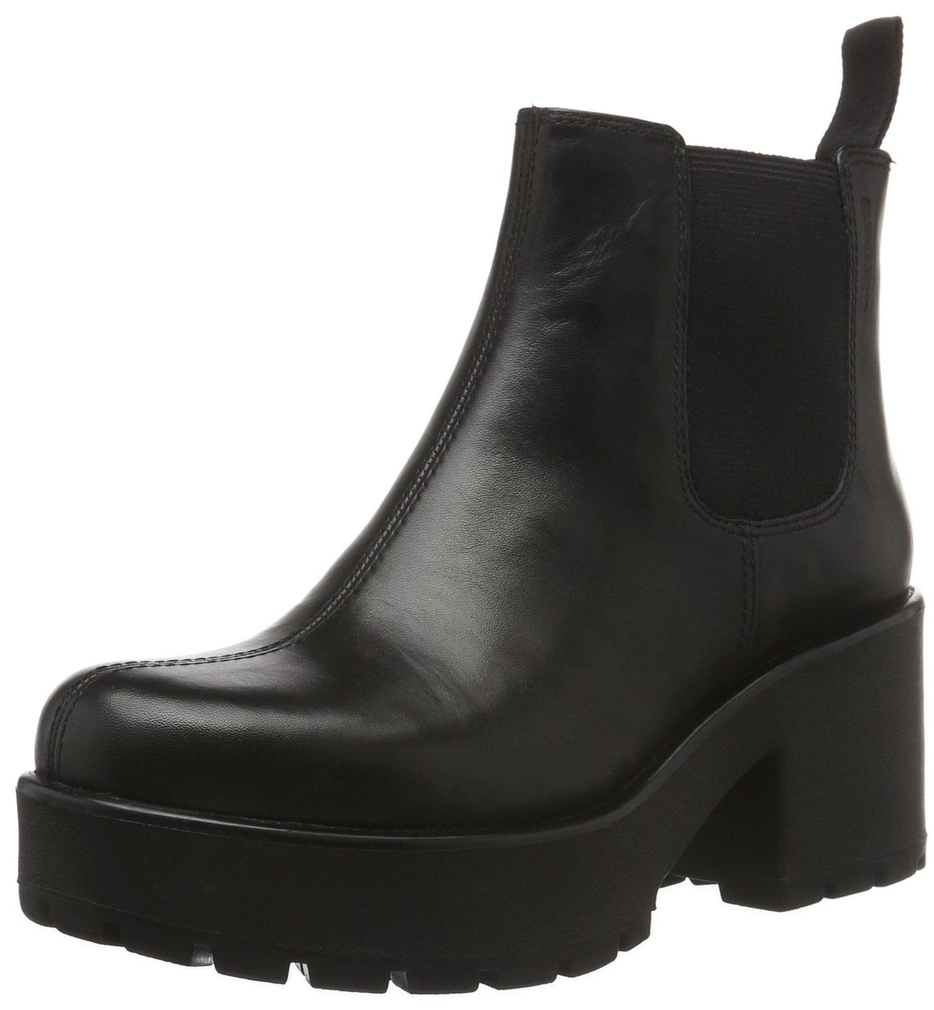 Black36 Chelsea Boots FemmeSchwarz20 Eu Dioon Vagabond IWYHED92