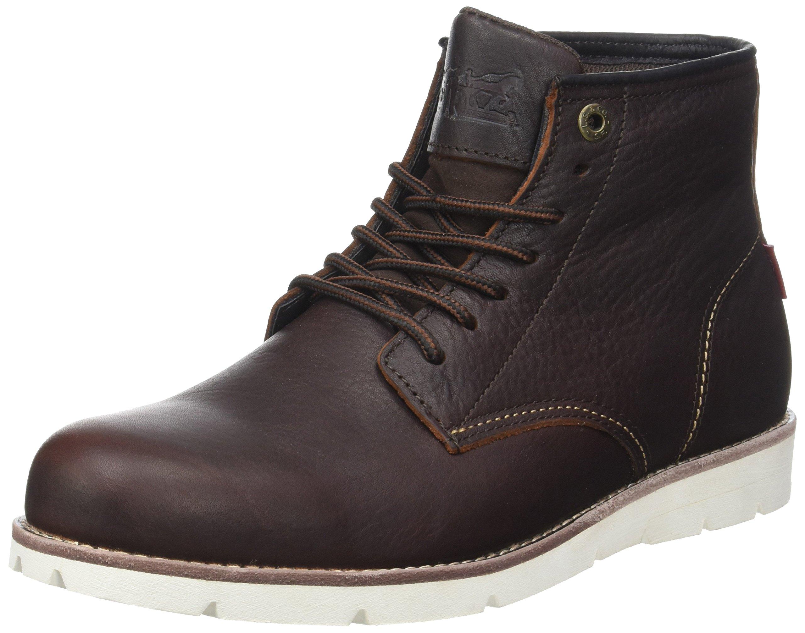 Brown Levi's 2943 Boots Eu HighDesert Jax HommesMarrondark wvmn0ON8