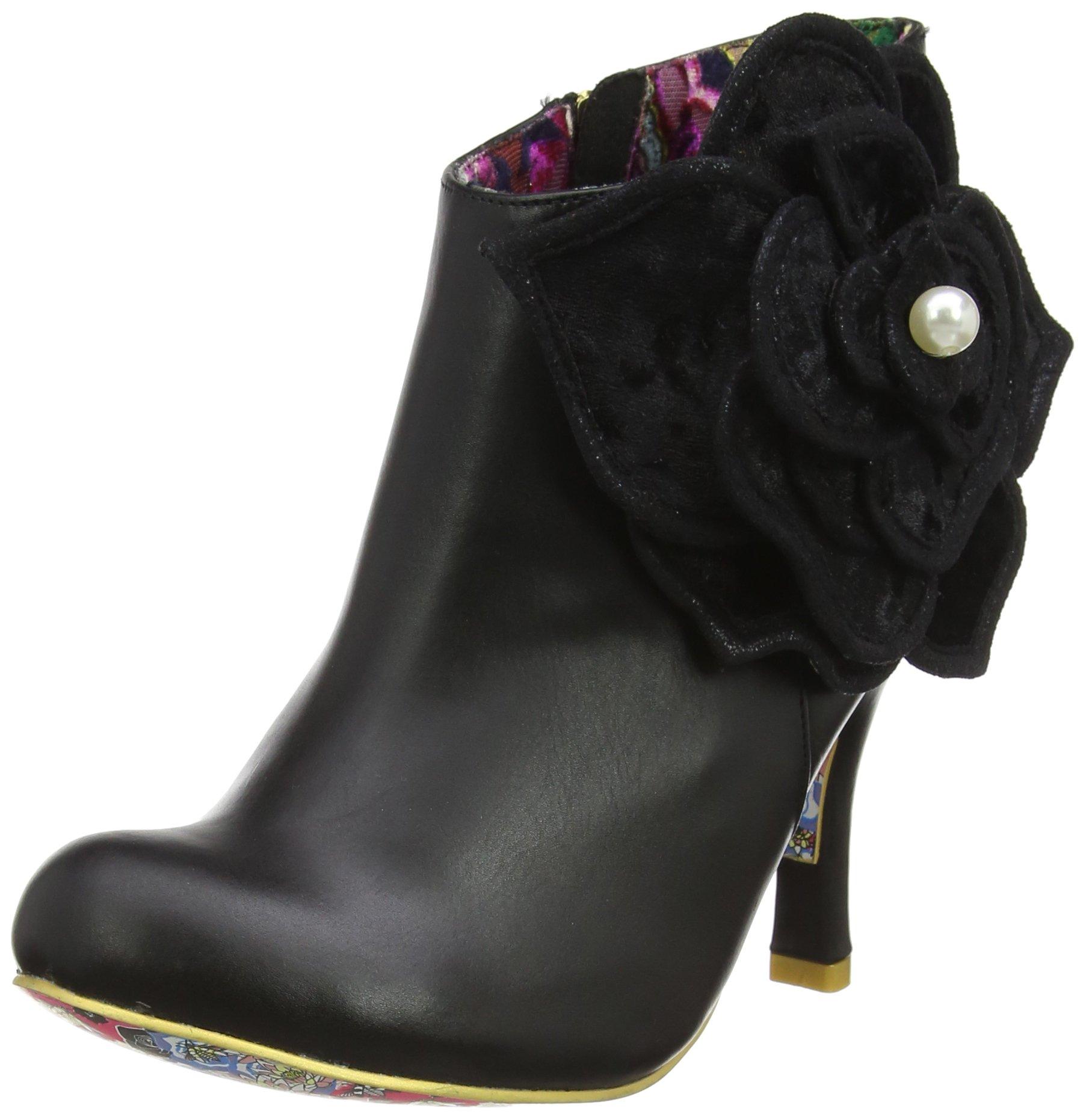 NectureBottes Pearl Choice Irregular Blackblack FemmeNoir New39 Classiques orBedxC