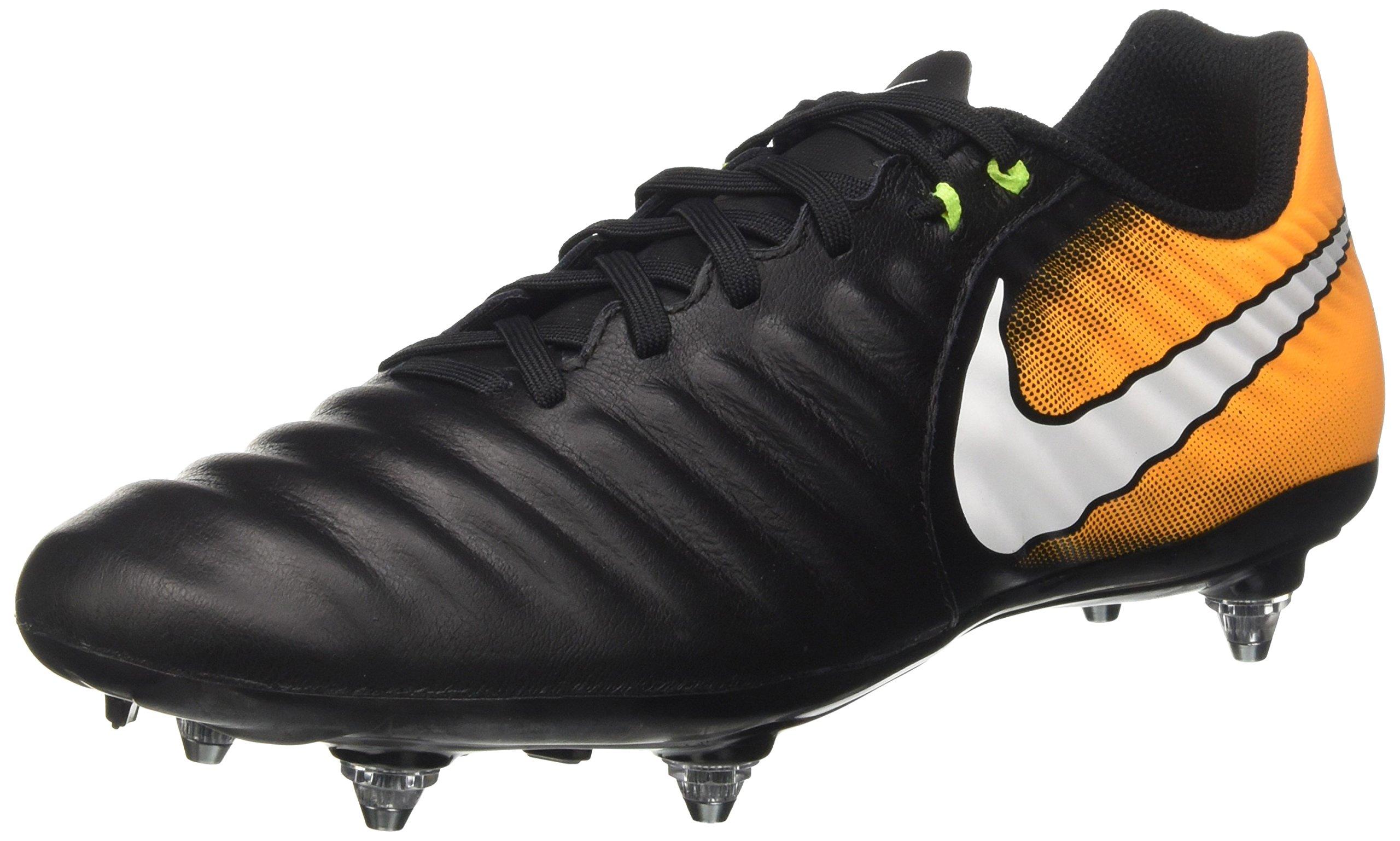 volt42 Eu Orange HommeNoirblack laser De Sg Ligera Chaussures white Football Nike Tiempo Iv Kl1cJF