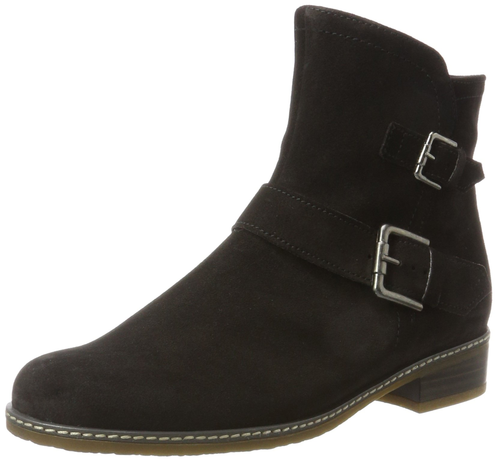 Comfort Eu FemmeGris Micro39 SportBottes grey Gabor Shoes Dark m6g7YyvIbf