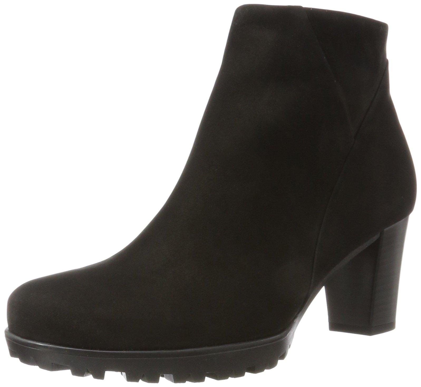 5 FemmeNoir47 Shoes Comfort Eu SportBottes Gabor Schwarz Micro40 mn8N0w
