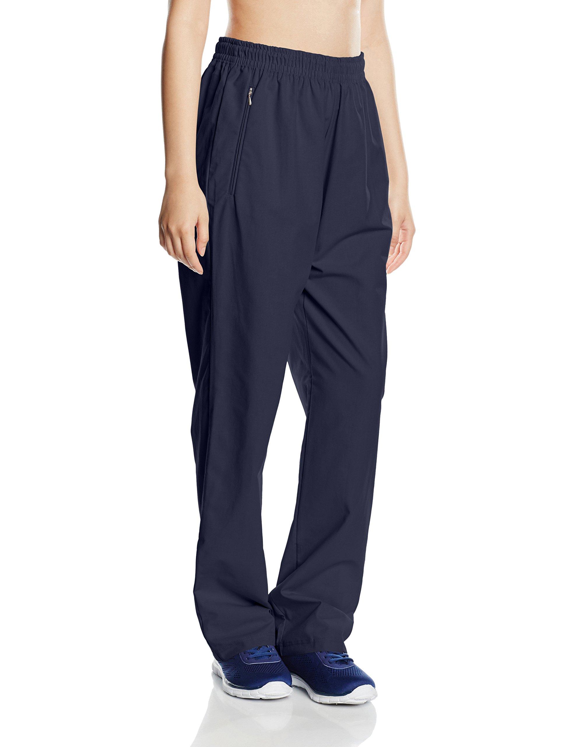 Pantalon De 046W52 Trigema Freizeithose Sportblau 100Baumwolle Mixte Damen SGLzVqMpU