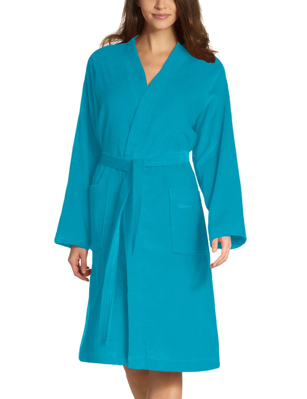 Femme Dallas Bademantel Fabricant VossenPeignoir 34 Bleuturquoise 557Fr36taille PikwXuOTZl