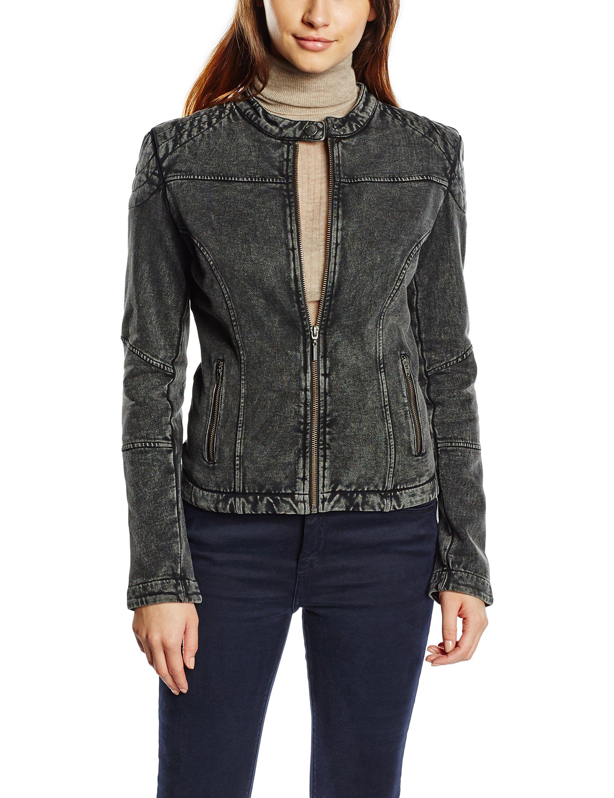 SweaterManteau Fornarina Auron FemmeNoir board 0040 Cotton schwarzblack WHeED2Y9I