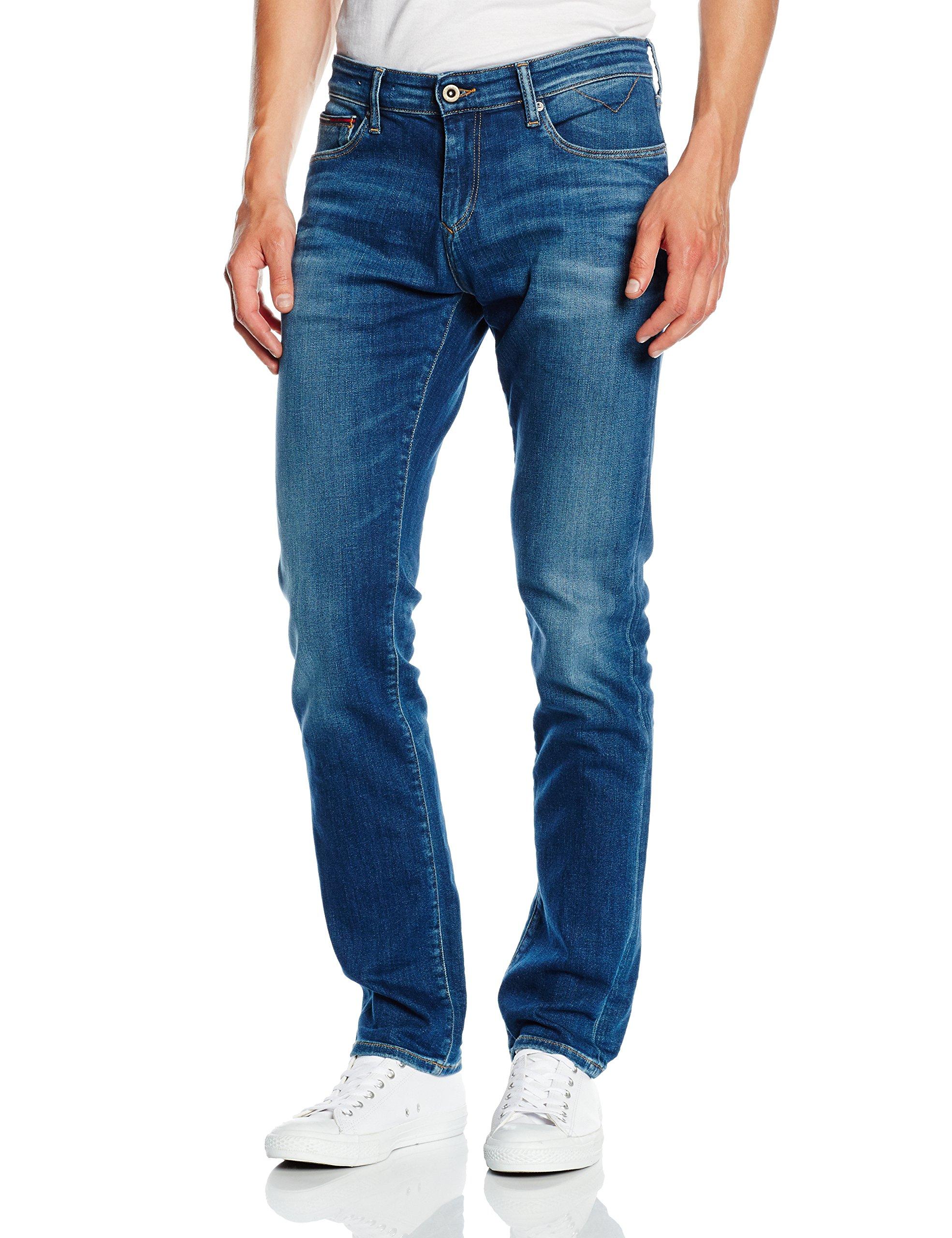 Tommy l34 Hilfiger DenimJean W30 Jeans Bleu Homme rshxoQBtdC