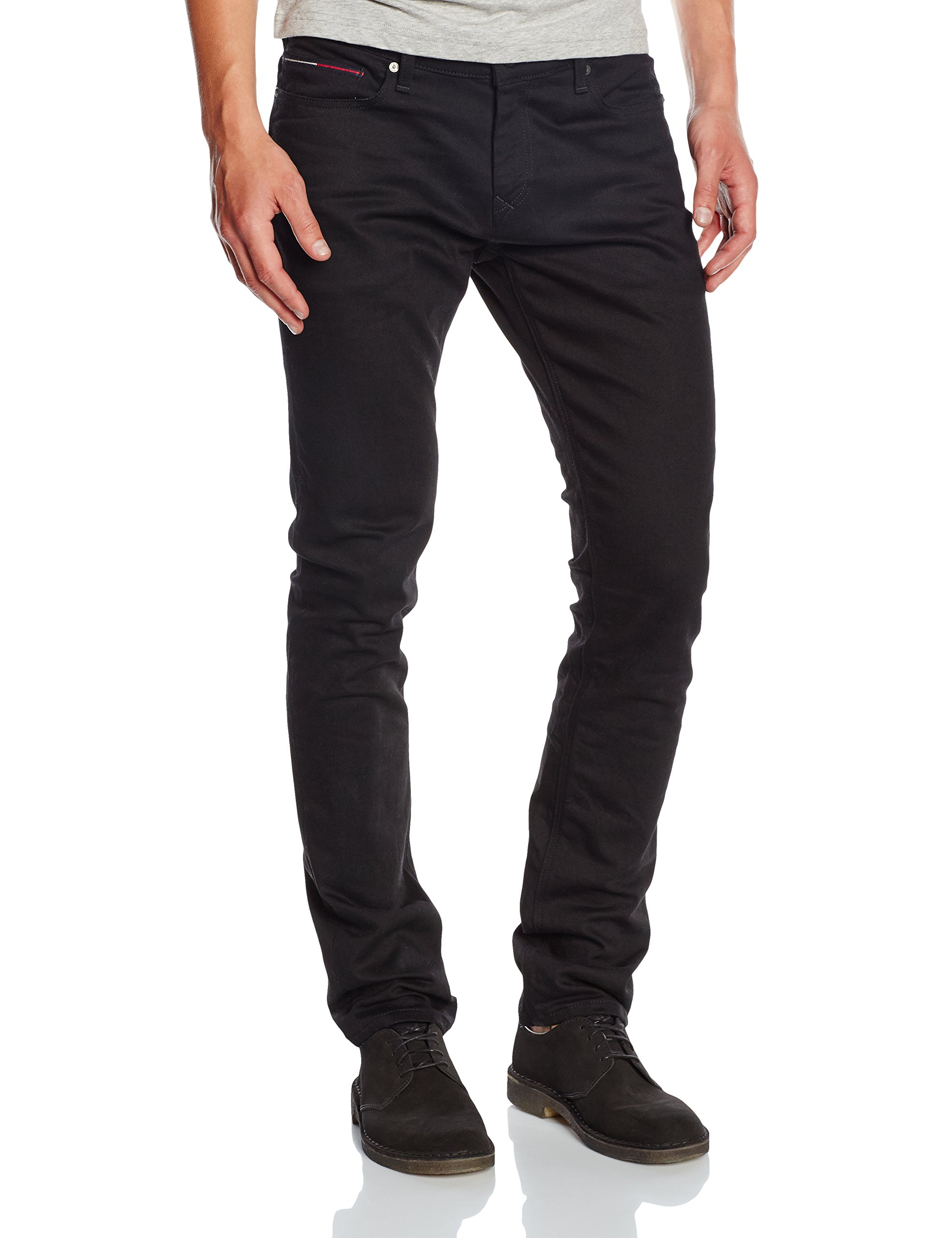 Sidney L Comfort33 34 Skinny Blco W Jeans JeansBlack Tommy Homme IY2E9bWDHe