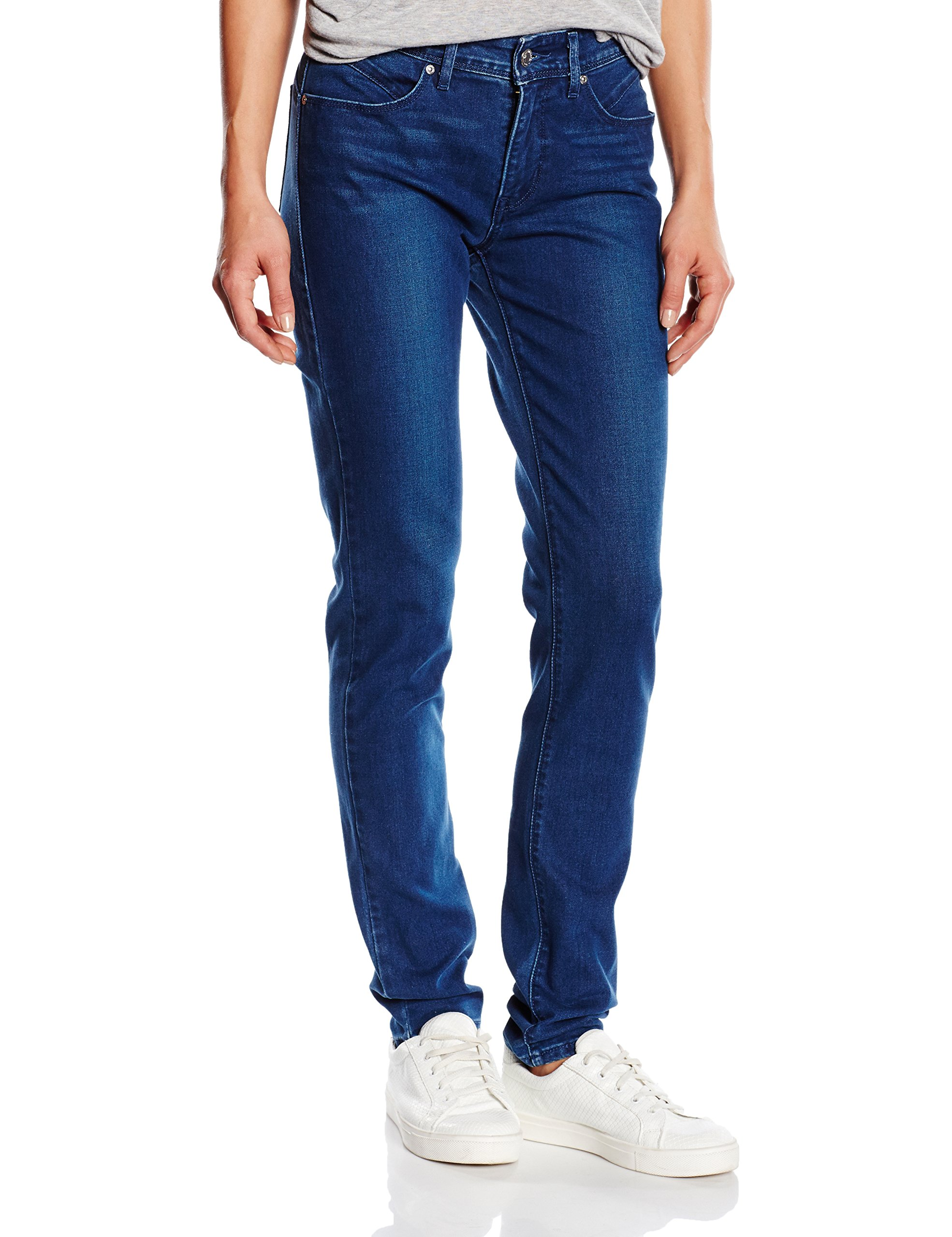 Dc Yondertaille SkinnyJeans Blue l32 FemmeBleubright Levi's Revel FabricantW26 QxEderBoWC