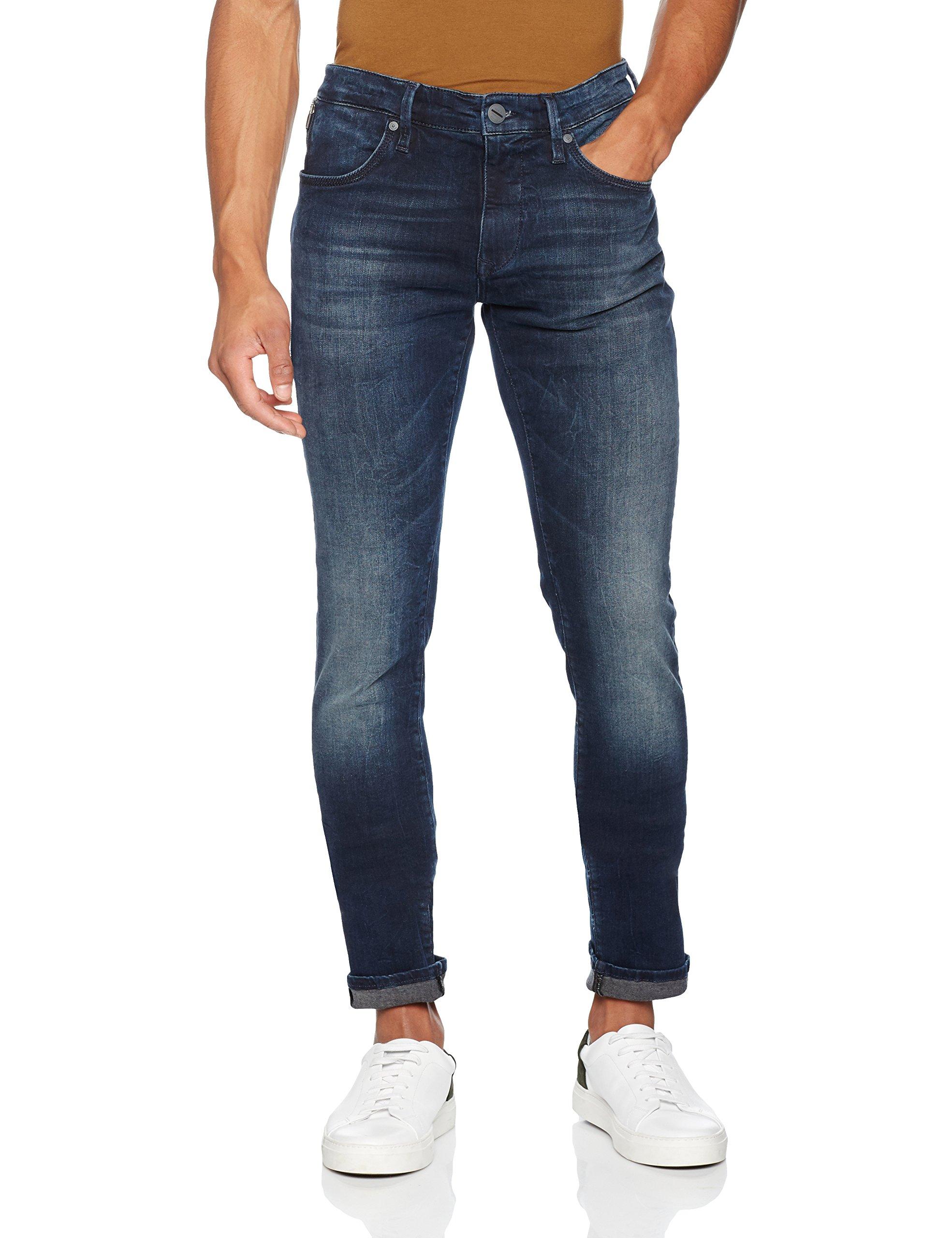 Bleuink l30 Ultra Move MaviJeans Homme 12897W34 Skinny Brushed VpSzGUMq