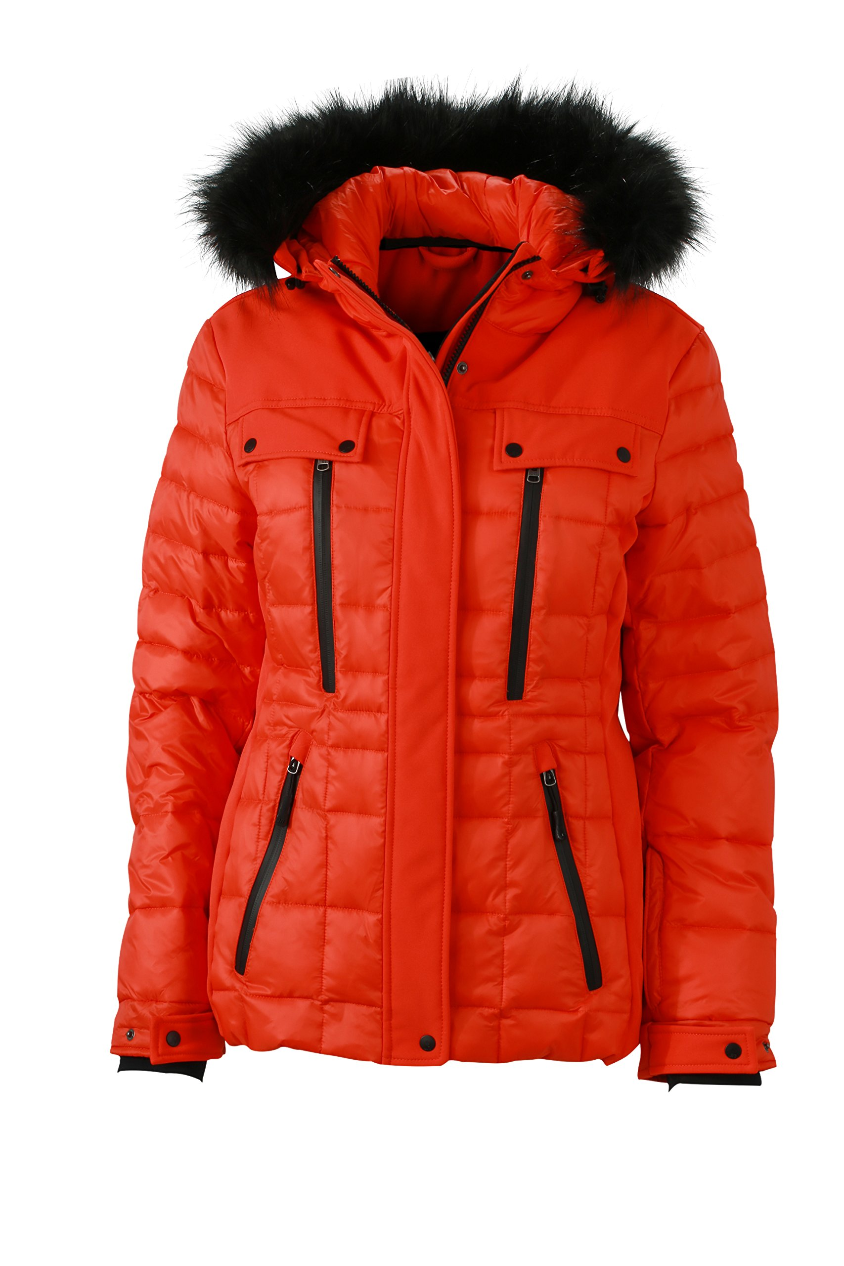 Jacke blacktaille large Jacket FabricantX Jamesamp; Nicholson Blouson FemmeRougegrenadine Wintersport rdCxoeB