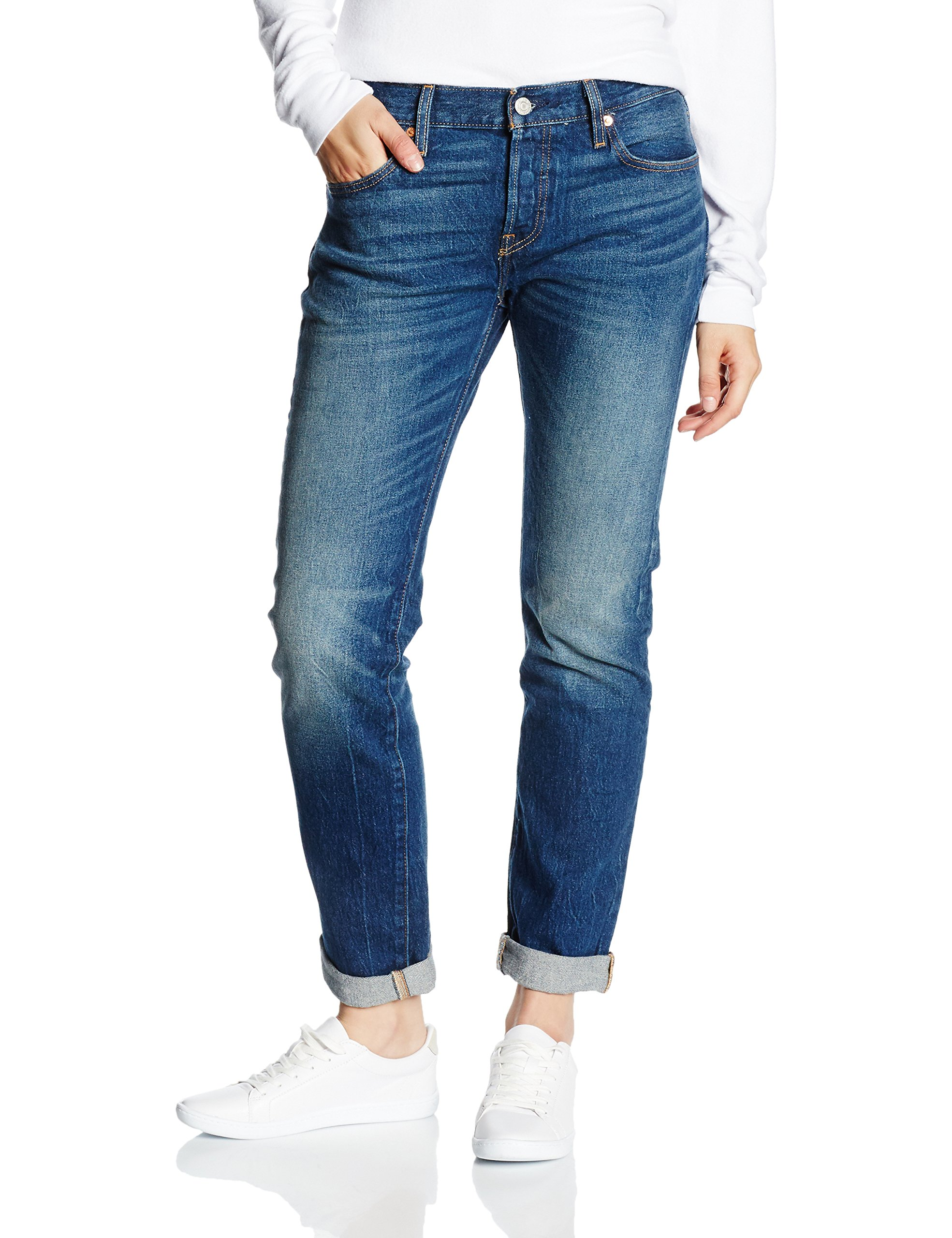 FemmeBleuroasted 501 CtJeans Levi's l36taille Fabricant31 IndigoW31 Y67vbgfy