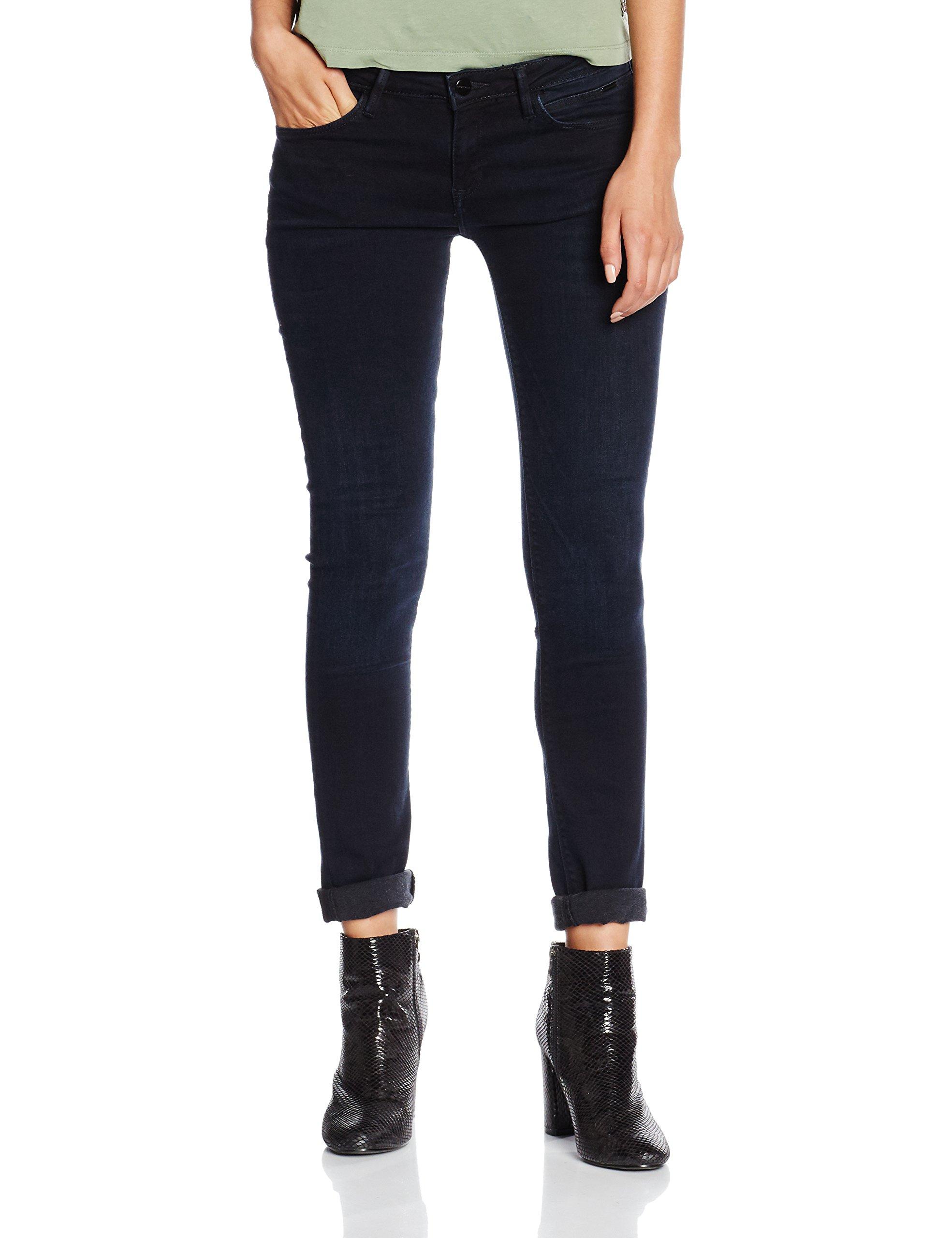 l35 Femme Cross BlackW30 JeansBleublue Adriana K5T3ul1FJc