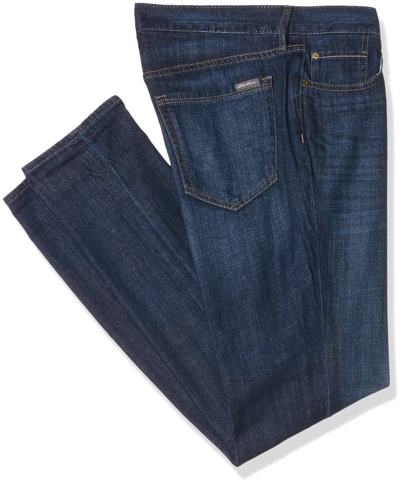 Bauer Mit 07435 baumwolljeans Boyfriend W L slim Eddie Jeans StretchanteilFemmeBleuheritage 31 Wash Leg 29EbWYDeHI