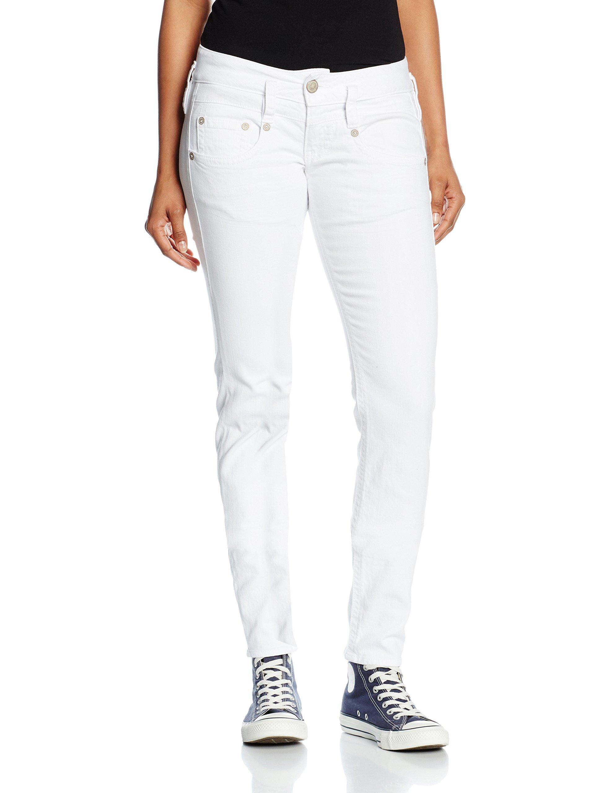 HerrlicherPitch Slim Femme Blancwhite Pantalon l32 10TailleW30 FK1JuTc53l