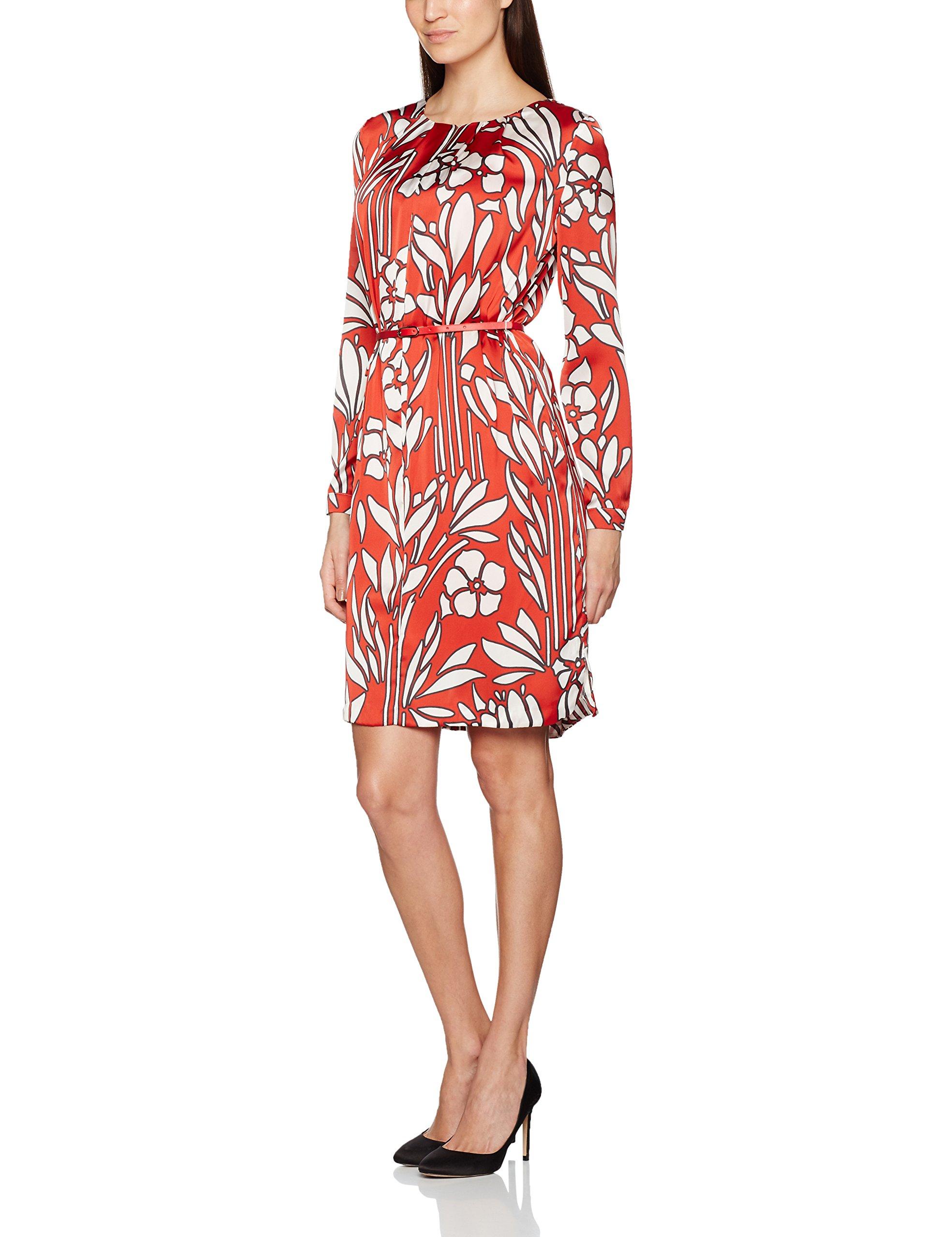 Red46Femme Kleid Kleid Daniel RobeRougeindian Hechter Hechter Daniel RobeRougeindian wOuZPXikT