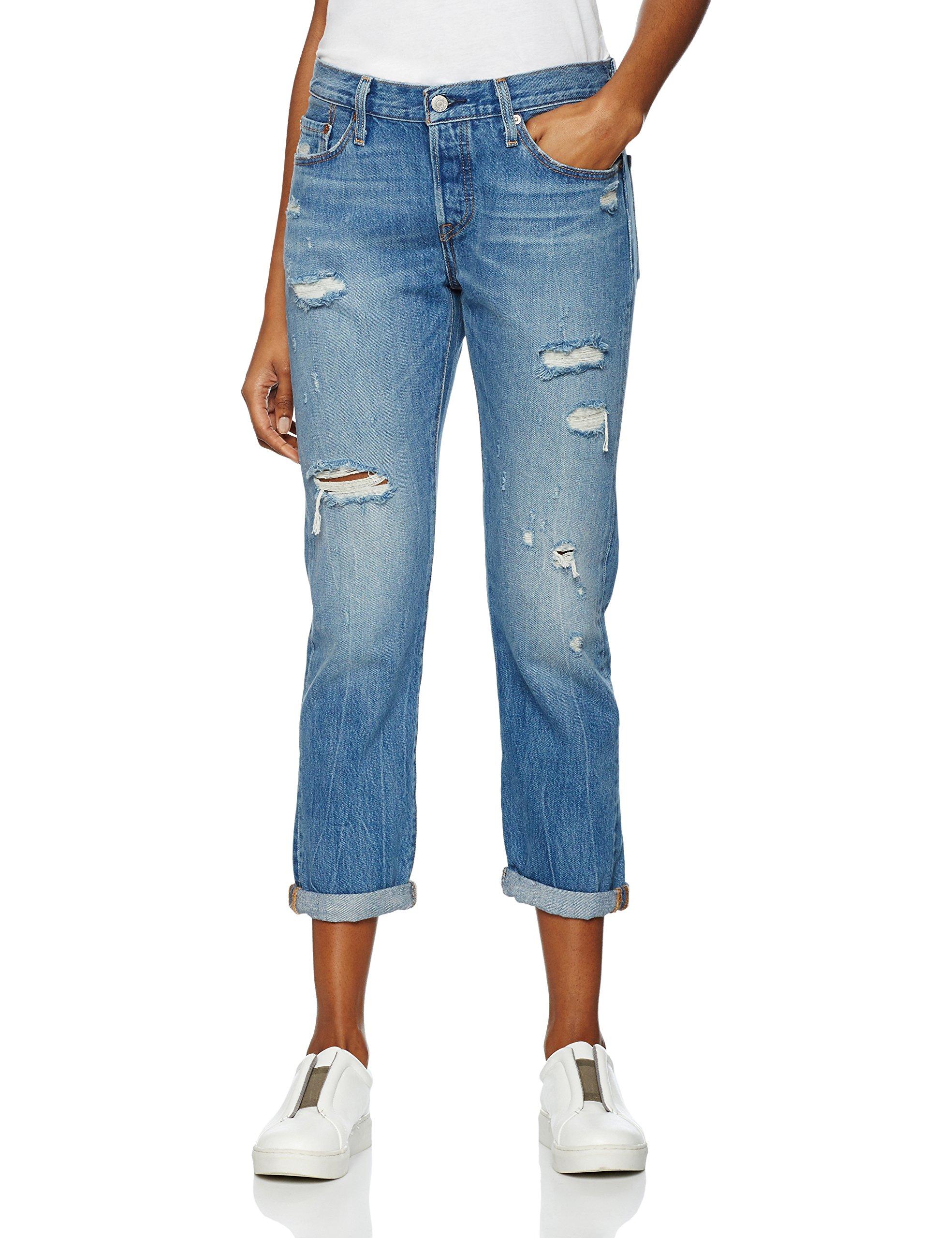 0073 Femme l34 Ct Levi's17804 StarW30 Bleuradio 501 Jeans vgYbf76y