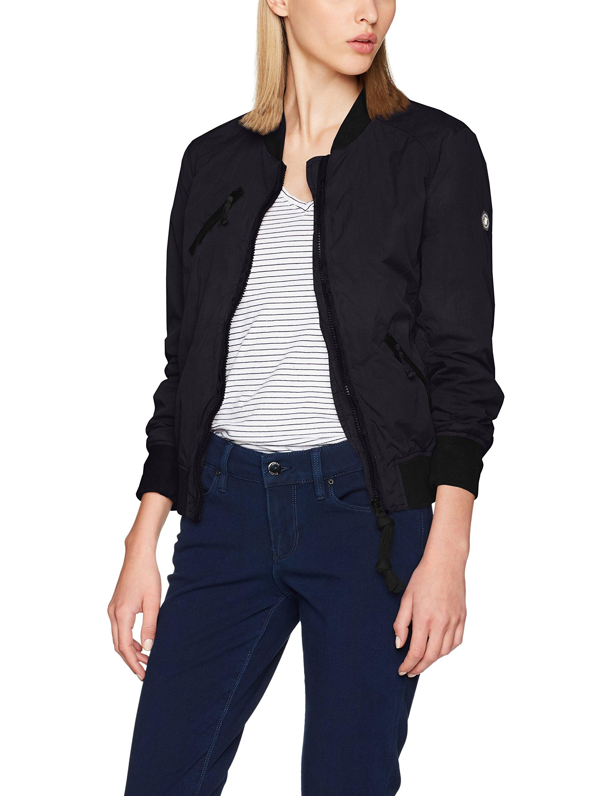 Teny Jacket Be142 BlousonNoirblack Femme Light Khujo N8nZwPX0Ok